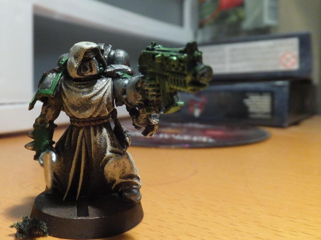 Chaos Space Marines, Chosen, Evisceration Wraiths