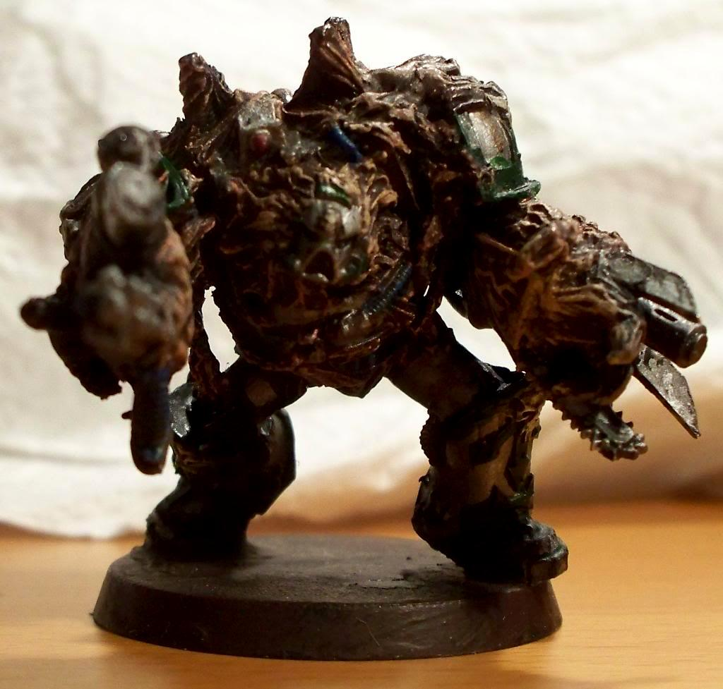 Chaos Space Marines, Evisceration Wraiths, Obliterators
