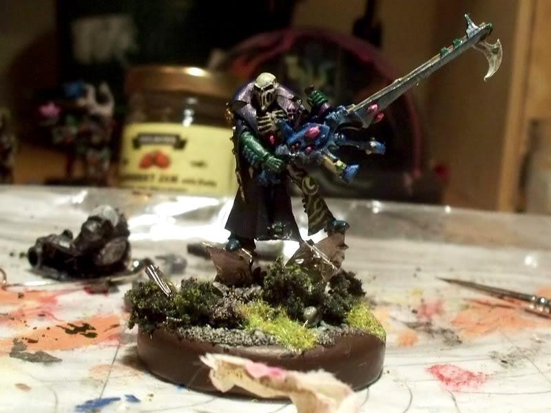 Alaitoc, Death Jester, Eldar