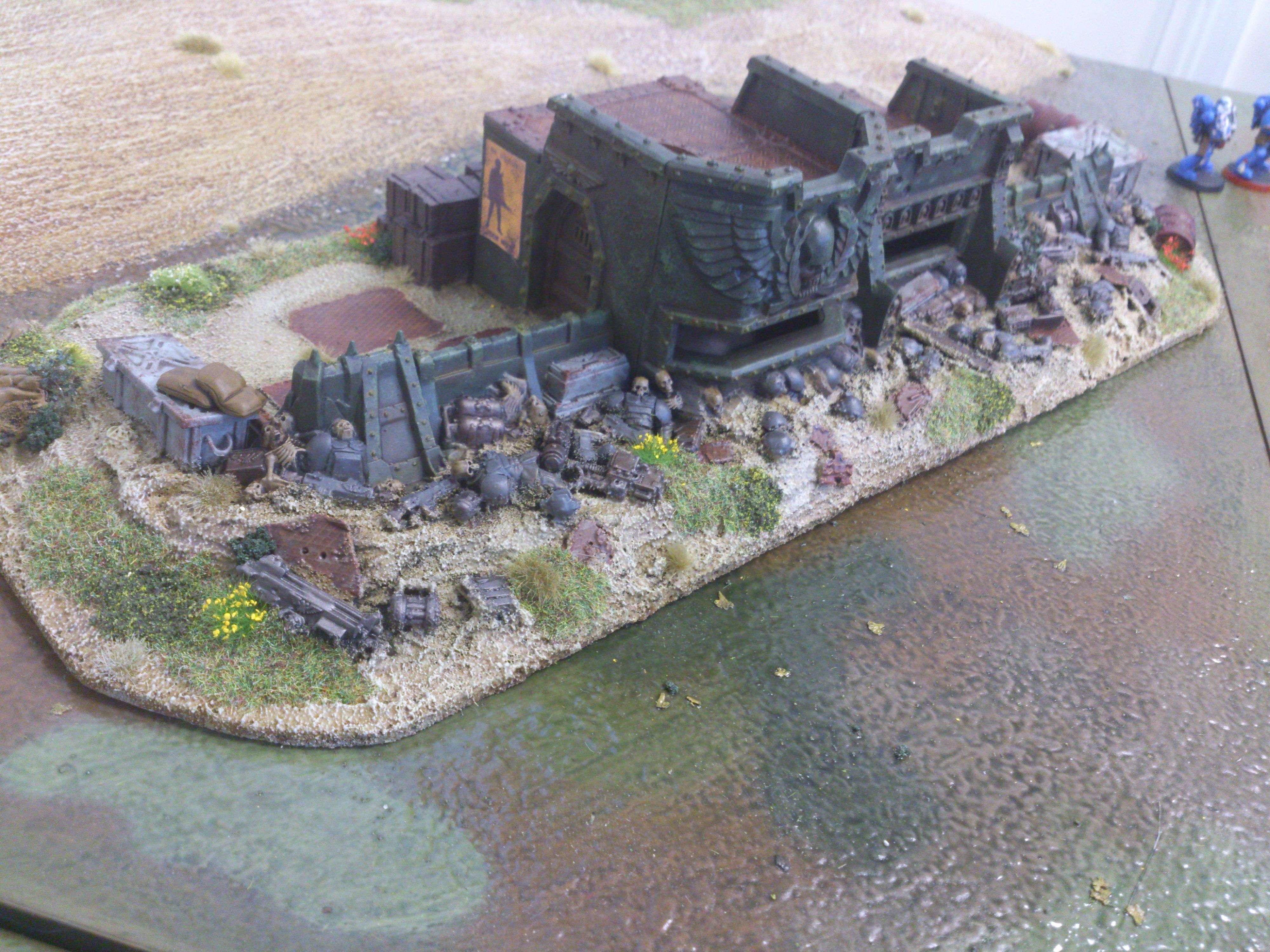 Fortification, Terrain