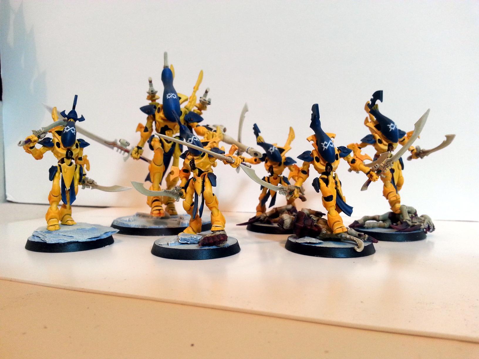 Eldar, Wraithguard, Wraithlord