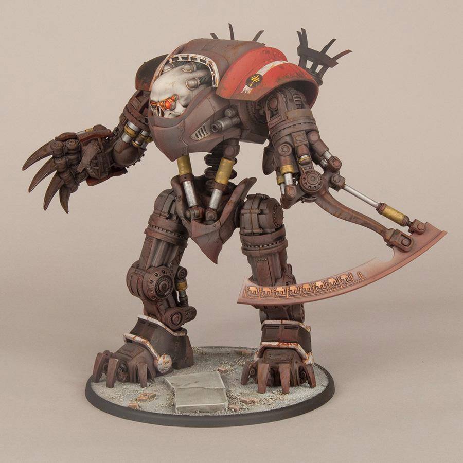 Leviathan Mortis Dreamforge Wargames Factory