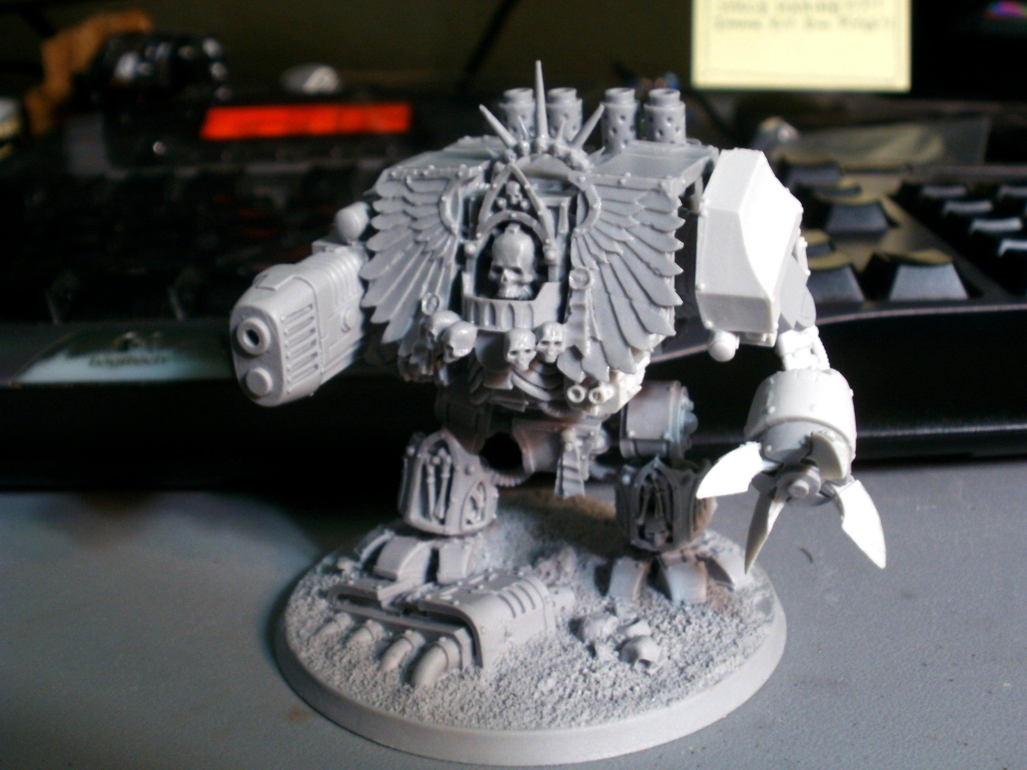 Chaplain Dreadnought, Forge World
