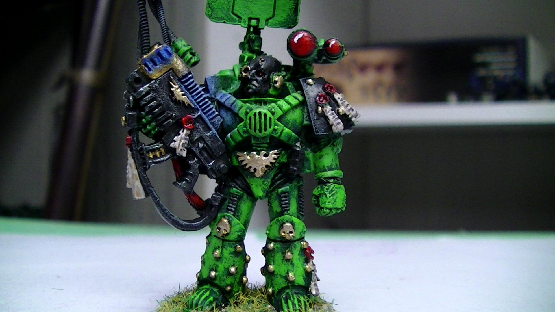 Salamanders, Space Marines
