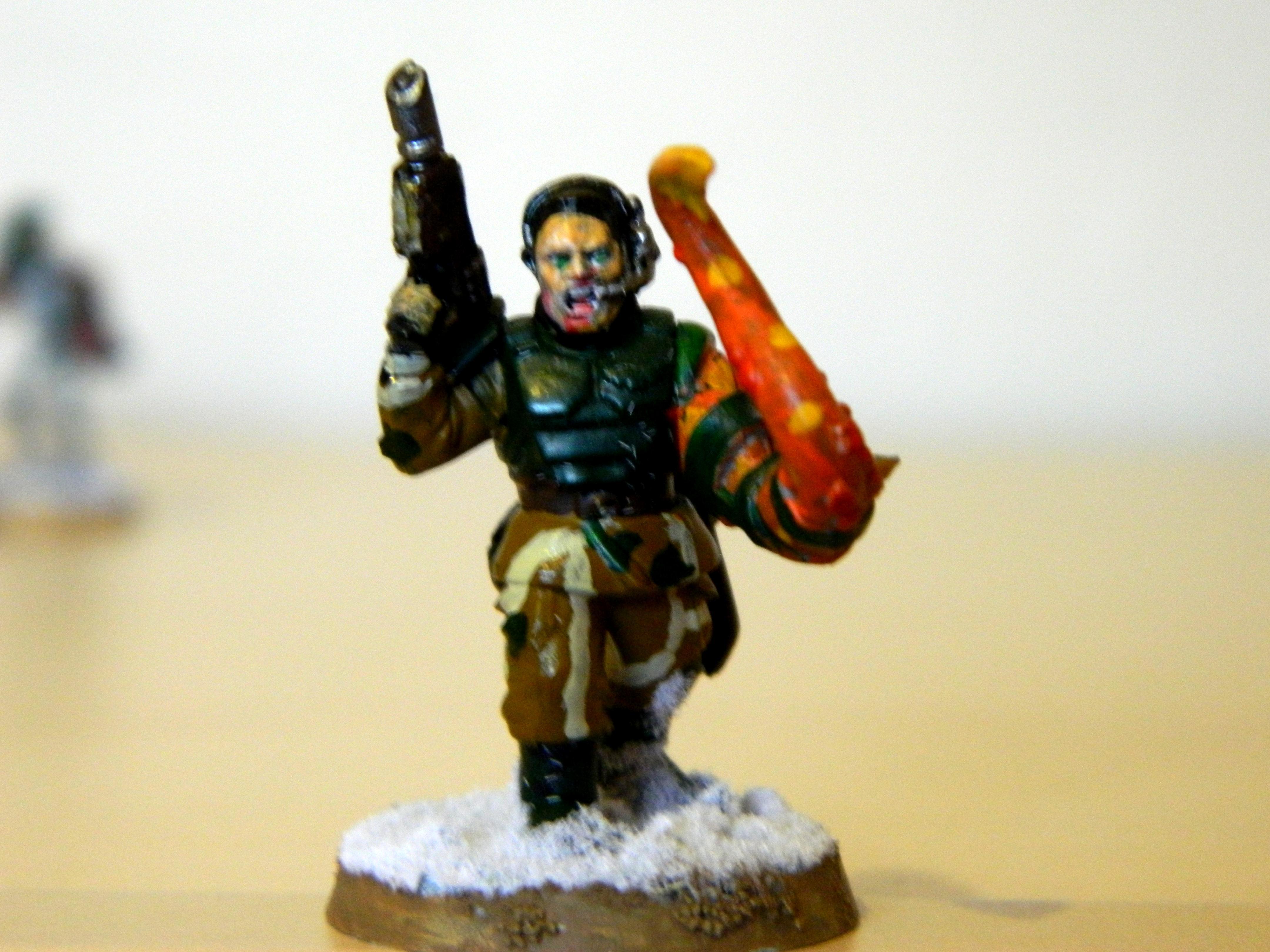 Cannon Fodder, Chaos, Conversion, Cultist, Mutant, Snow, Traitors