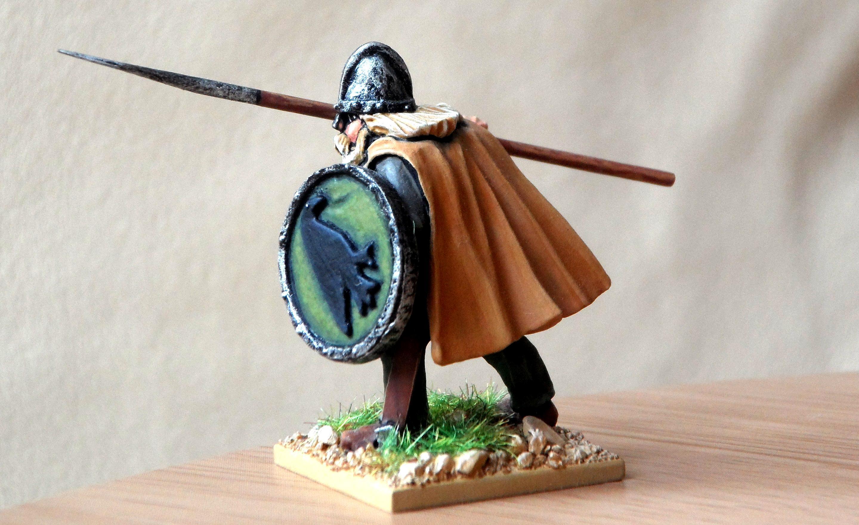 Bondi, Bondir, Historical, Raven, Spear, Spearman, Vikiing, Warriors