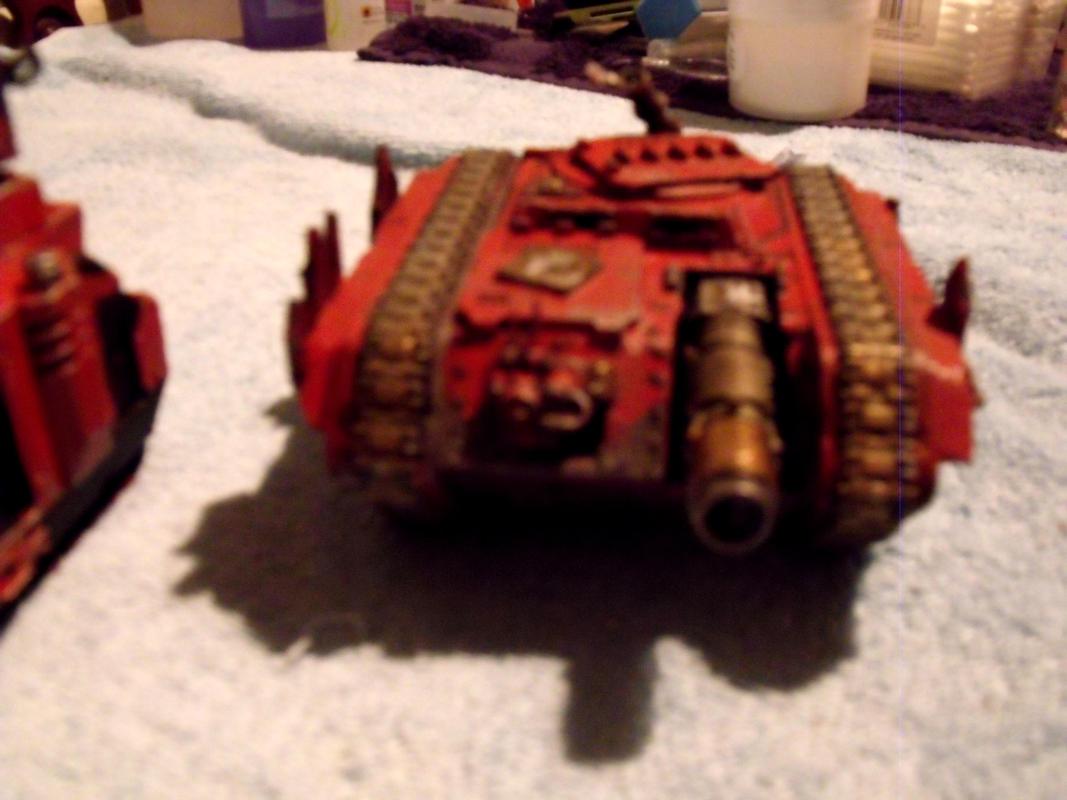Orks, Chimera Looted wagon