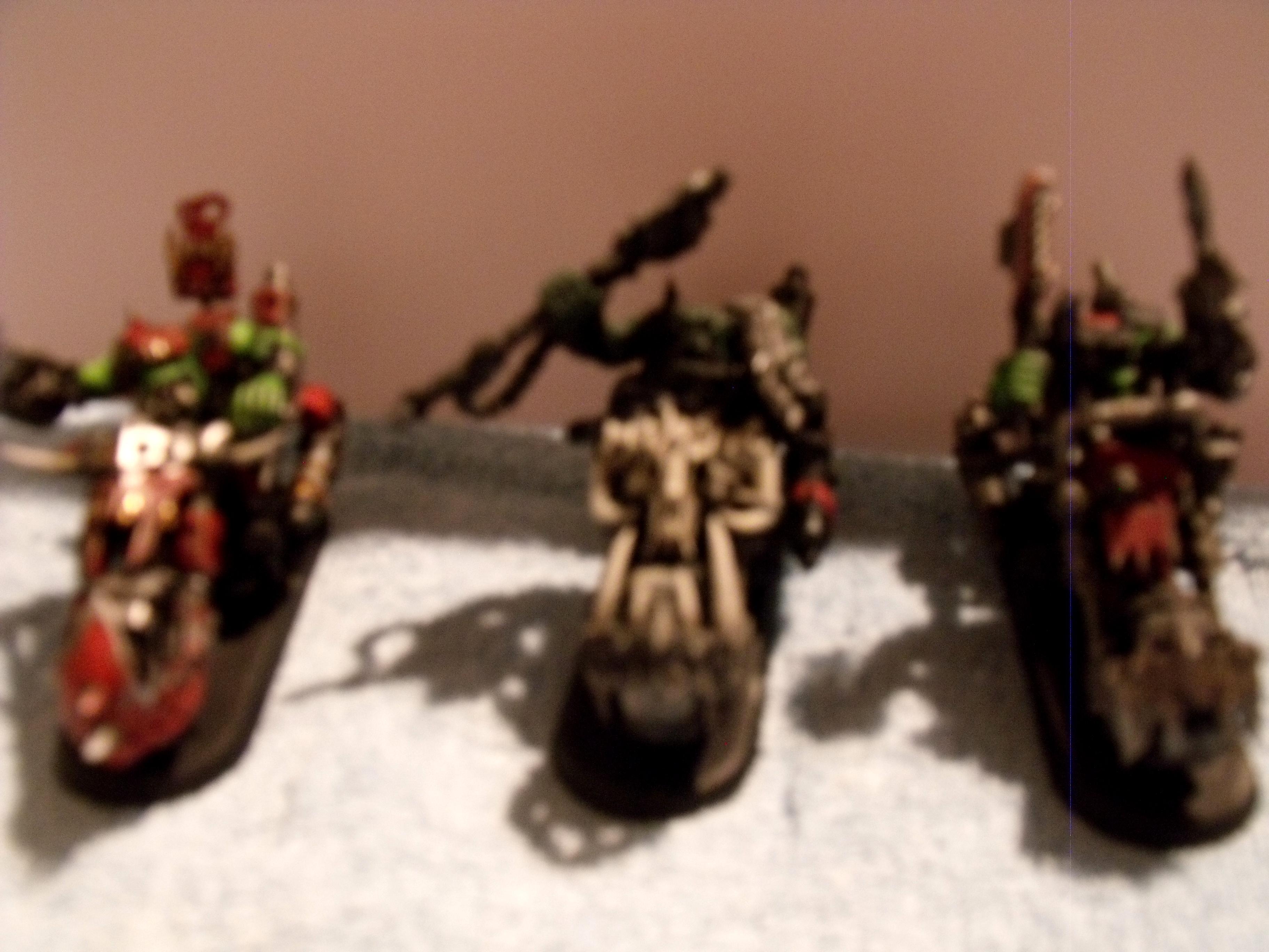 Orks, Warbiker Nobs