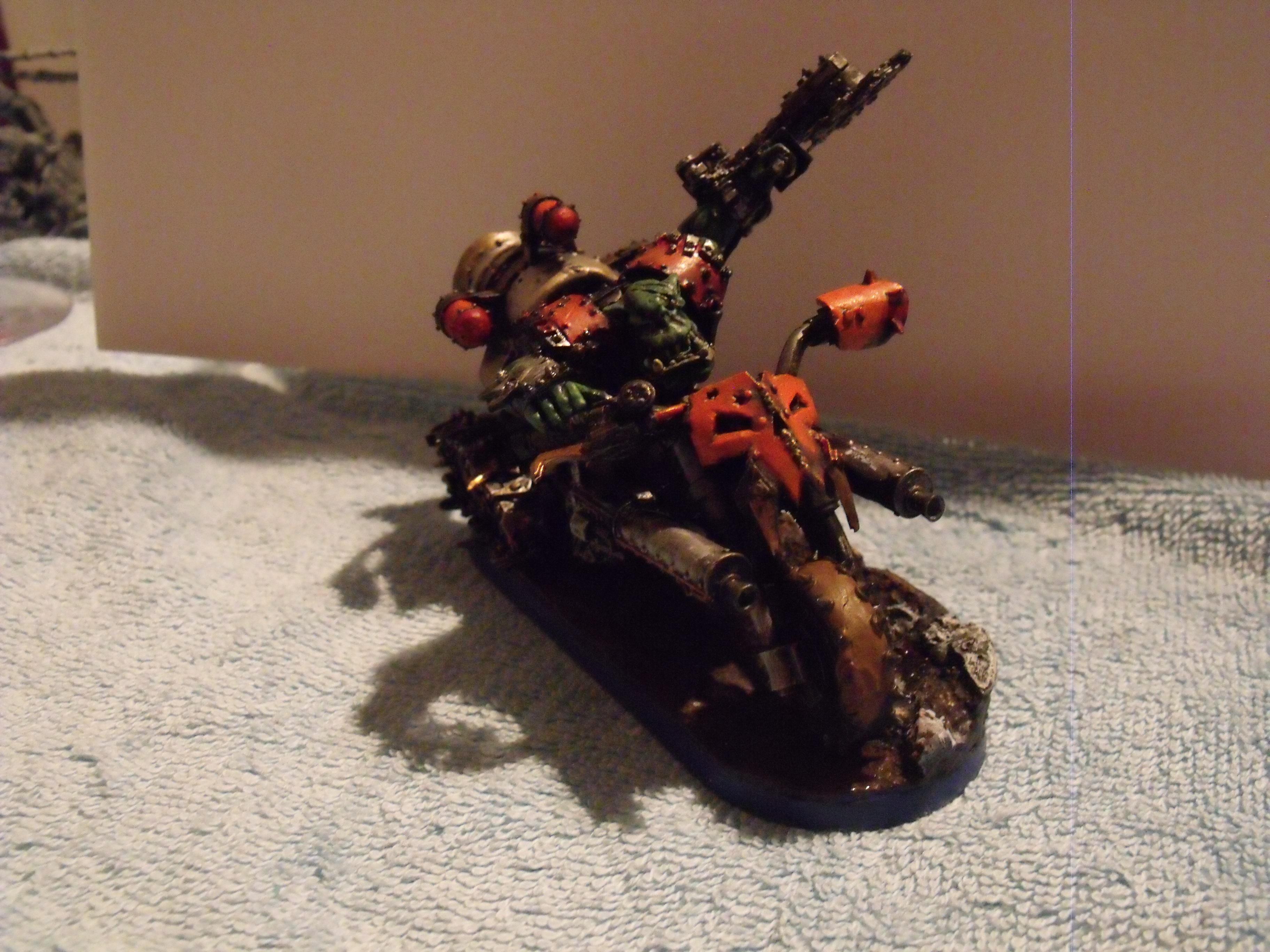 Orks, Forge World Warbiker Boss
