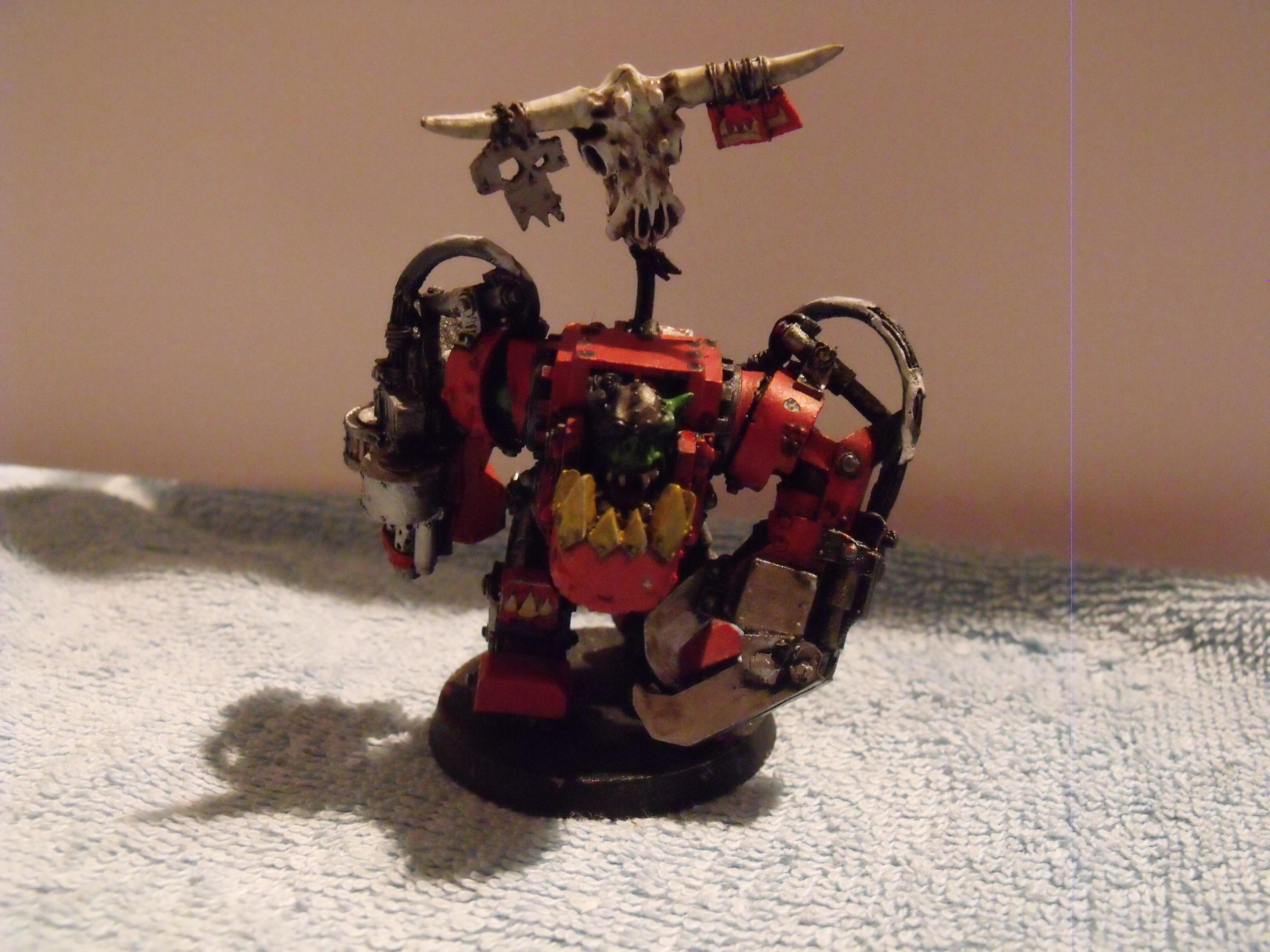 Orks, Ghazzy