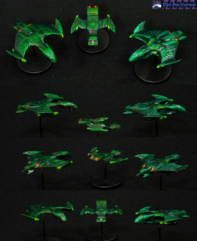 Romulan Warbird, Romulans, Star Trek