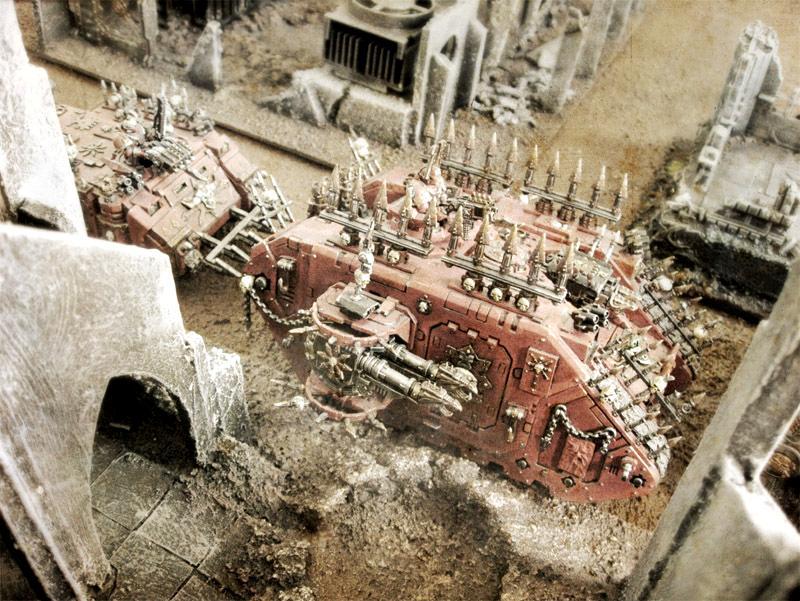 Chaos, Cities, Ruins