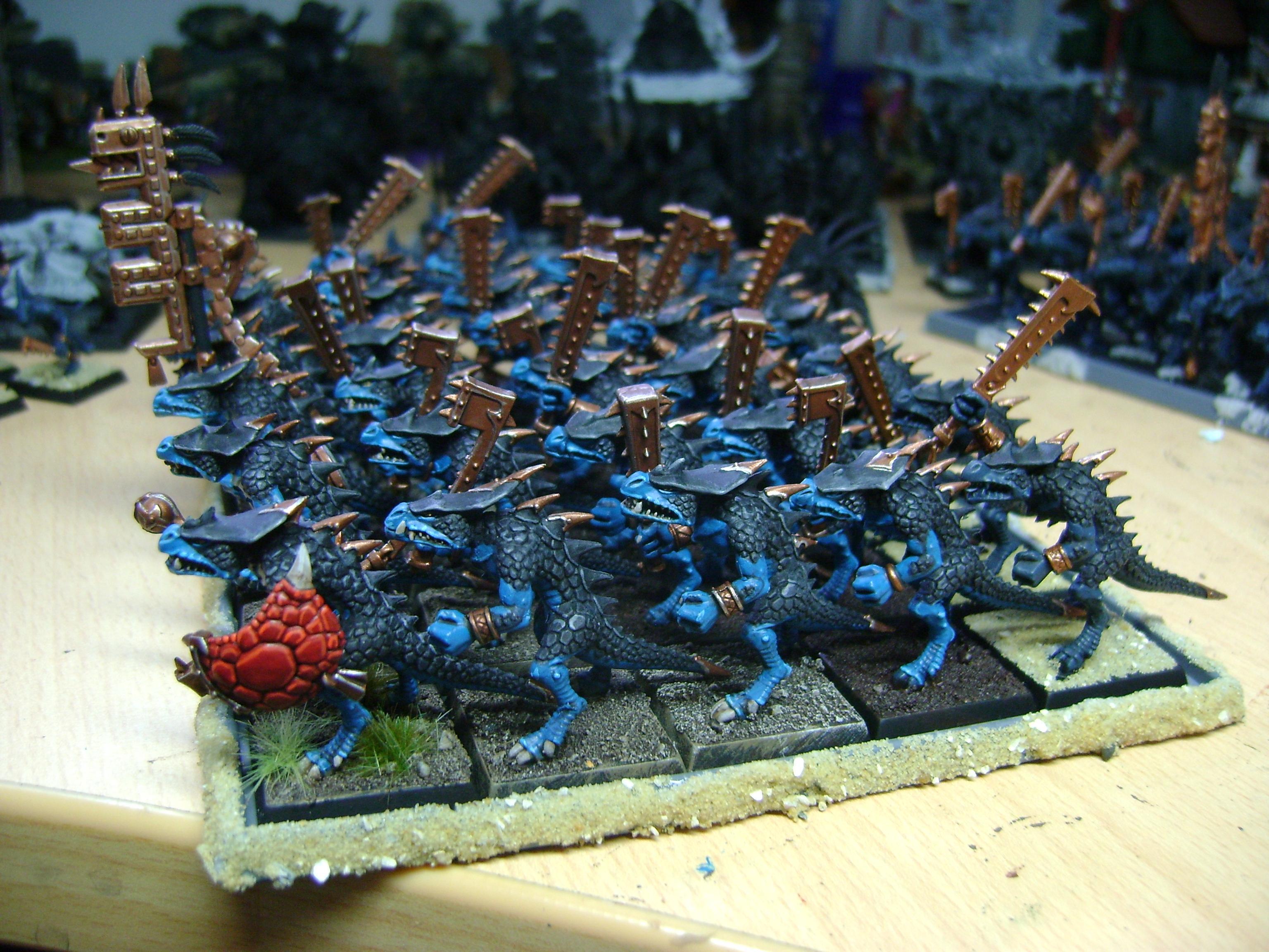 Sarus Warriors, Sarus WIP unit 1