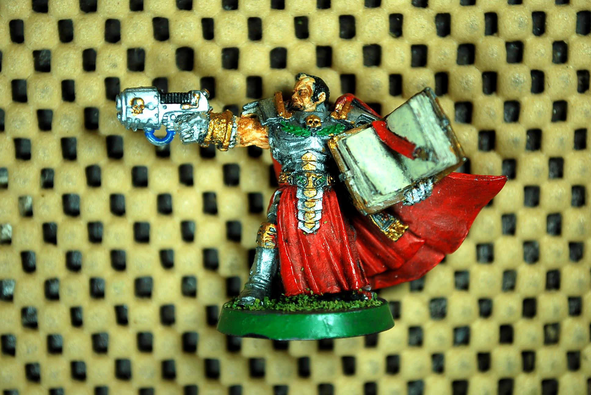 Inquisitor w/Grimoire