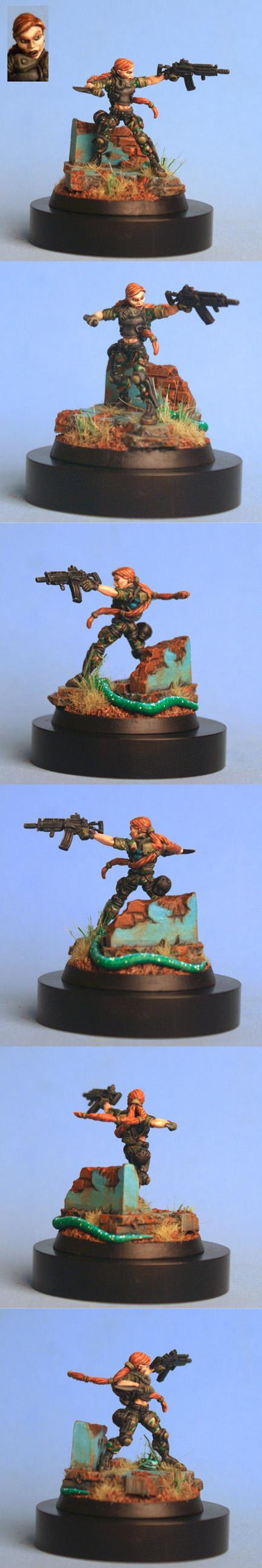 Ariadna, Infinity, Infinity Ariadna Para-Commando