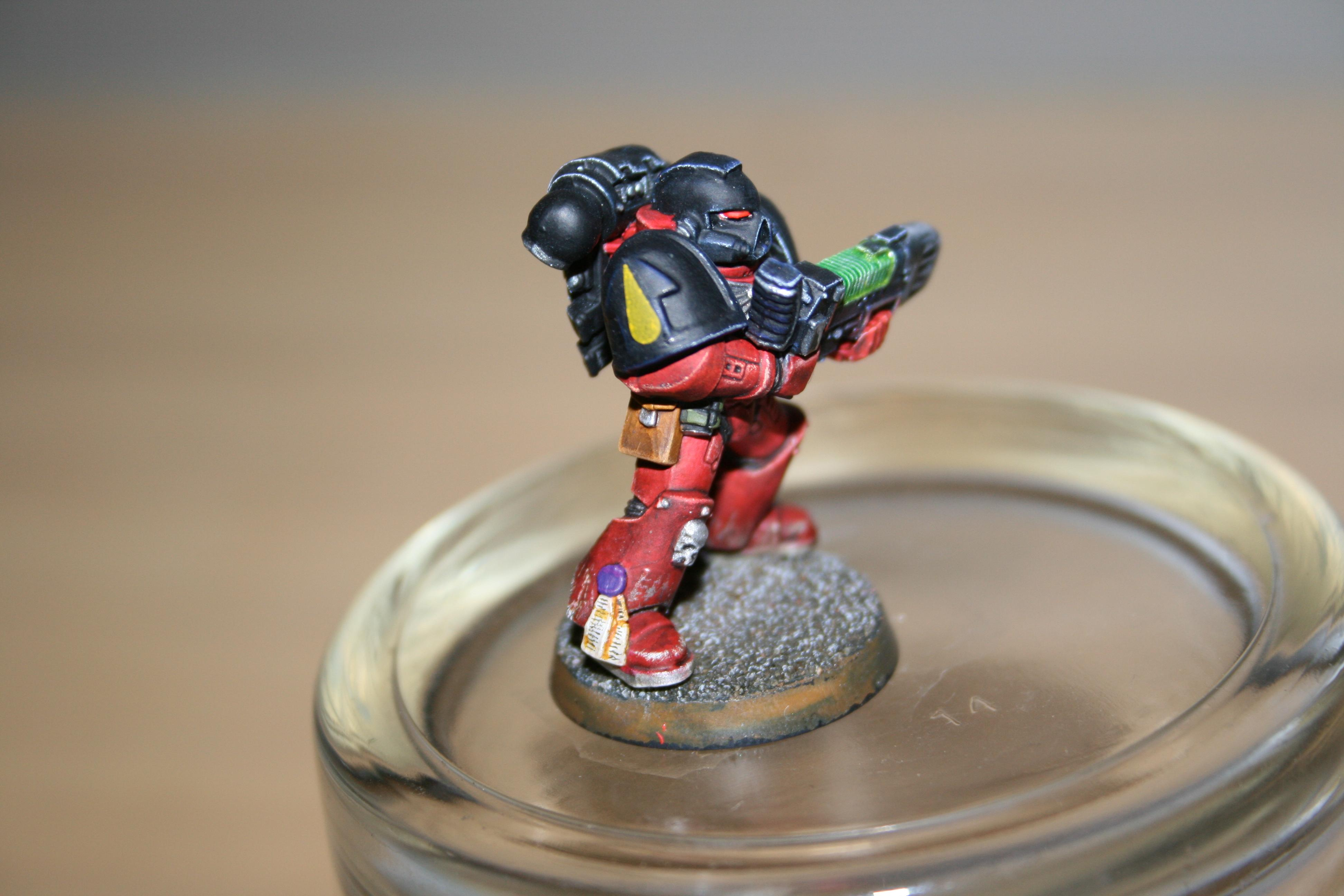 Flesh Tearers Plasma Gun