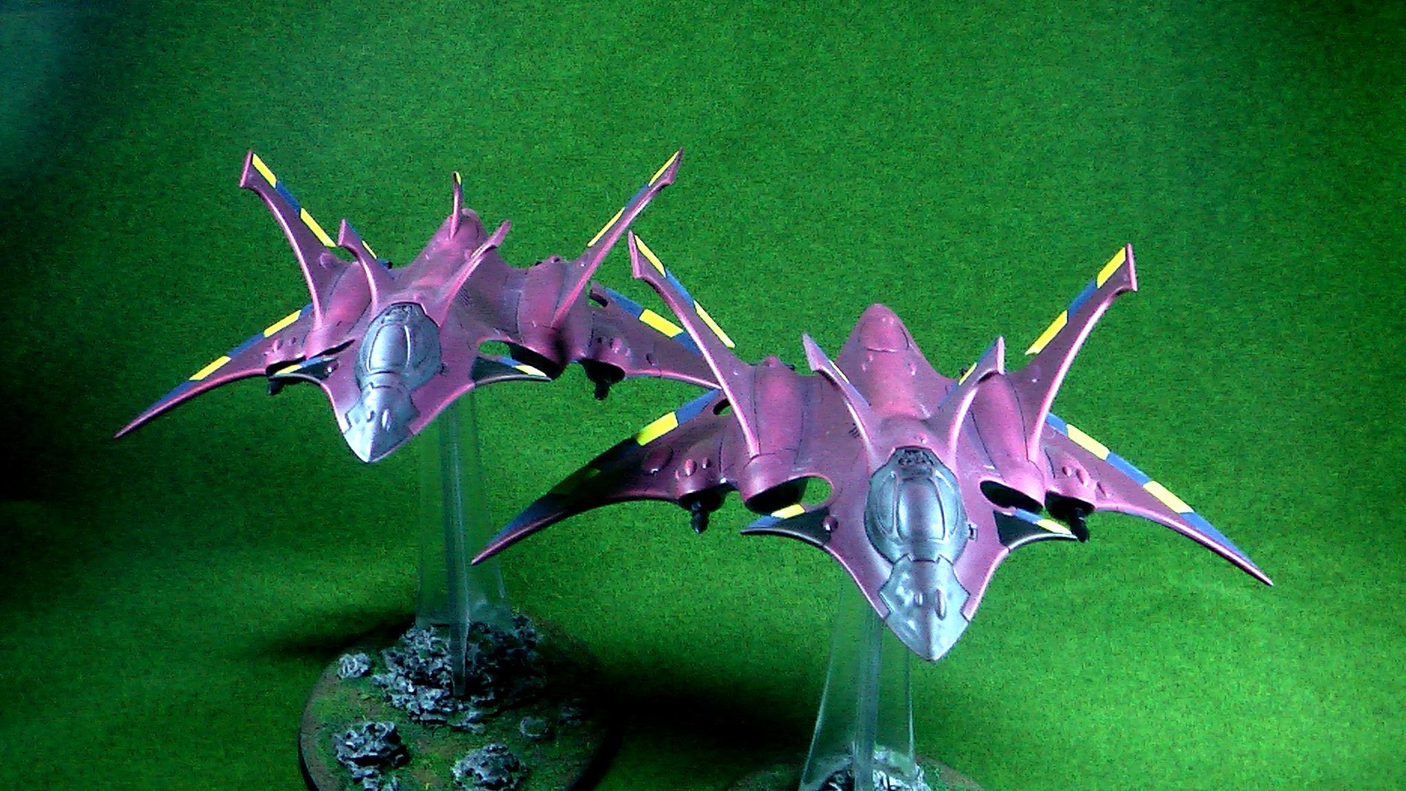 Crimson Hunter, Eldar, Flyer