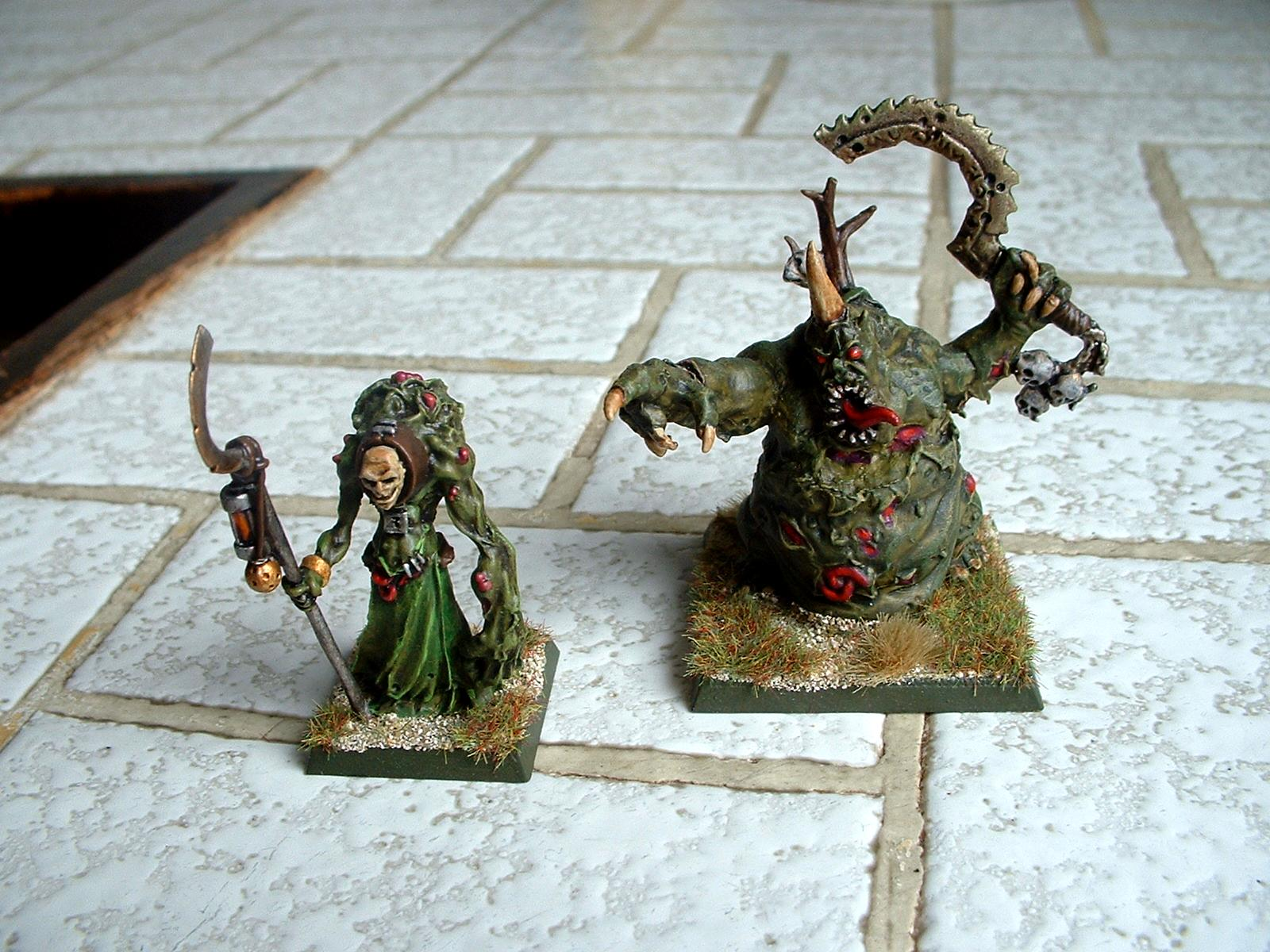 Avatars Of War, Chaos, Daemons, Headquarters, Herald Of Nurgle, Nurgle