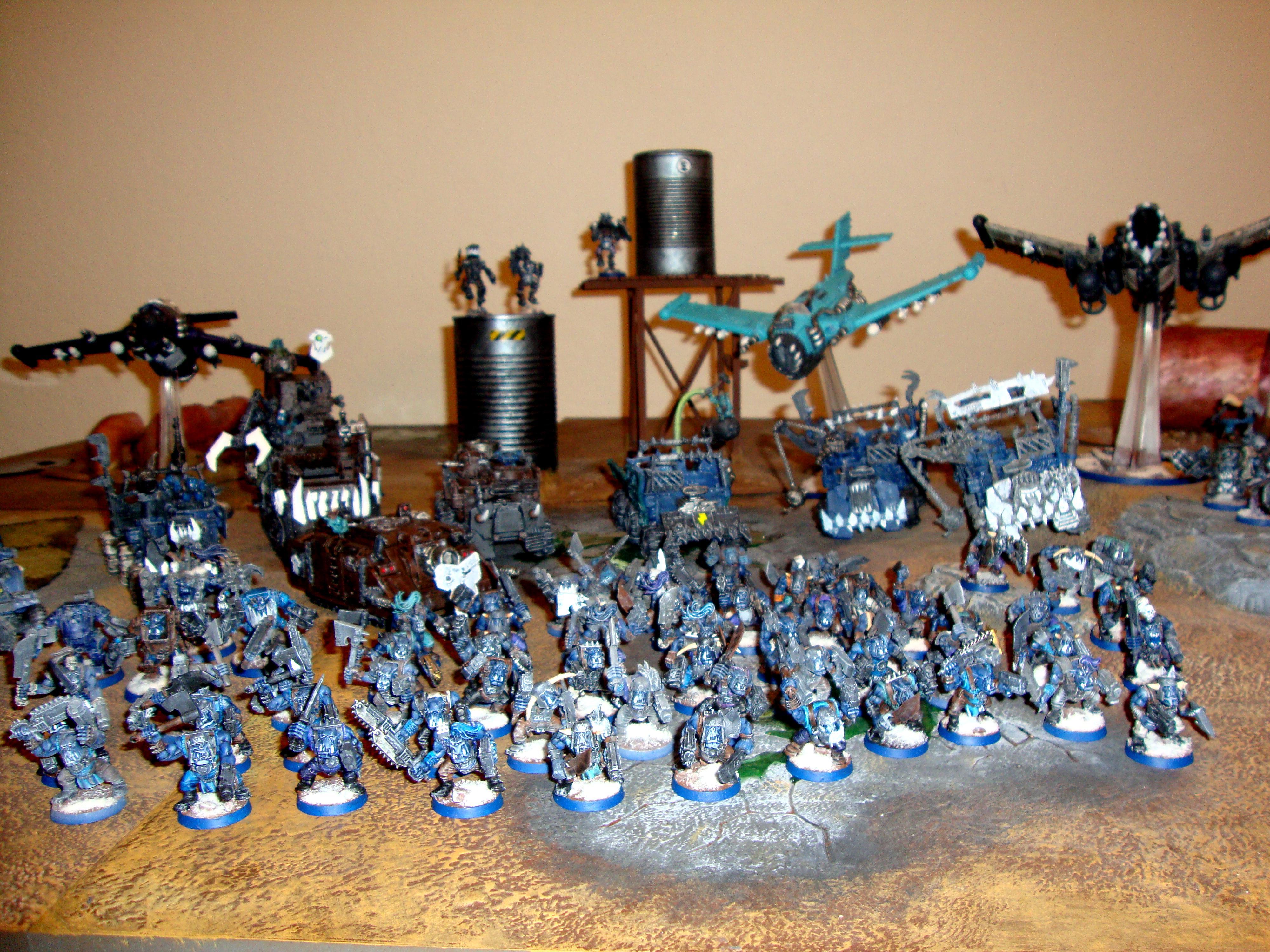 Army, Blue, Bomber, Boy, Dakka Dakka, Ice, Kustom, Orks, Snow, Trukk, Whaaaaa