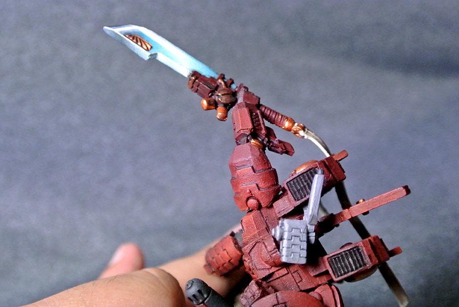 Tau Commander Faright