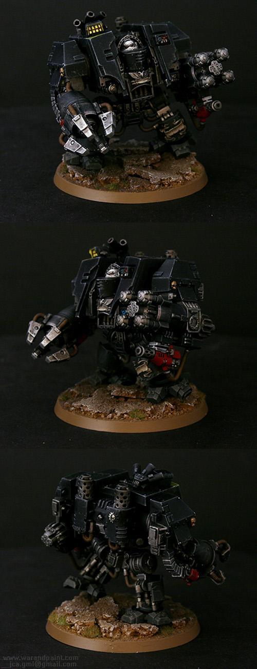 Black, Dreadnought, Ironclad, Jca