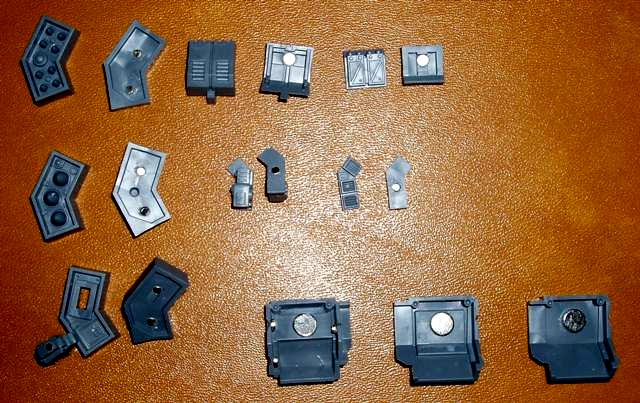 Magnet, Space Marines, Storm Talon, Warhammer 40,000, Weapon Pods