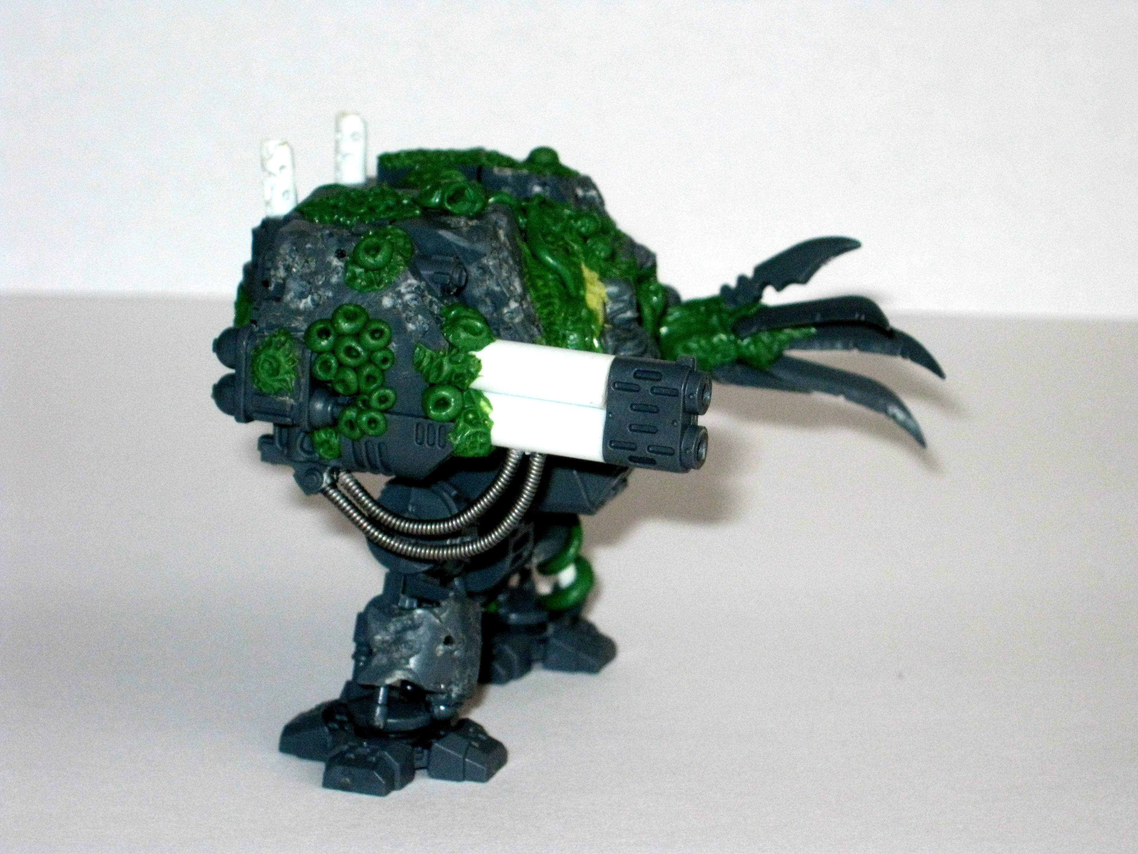 Chaos, Dreadnought, Nurgle