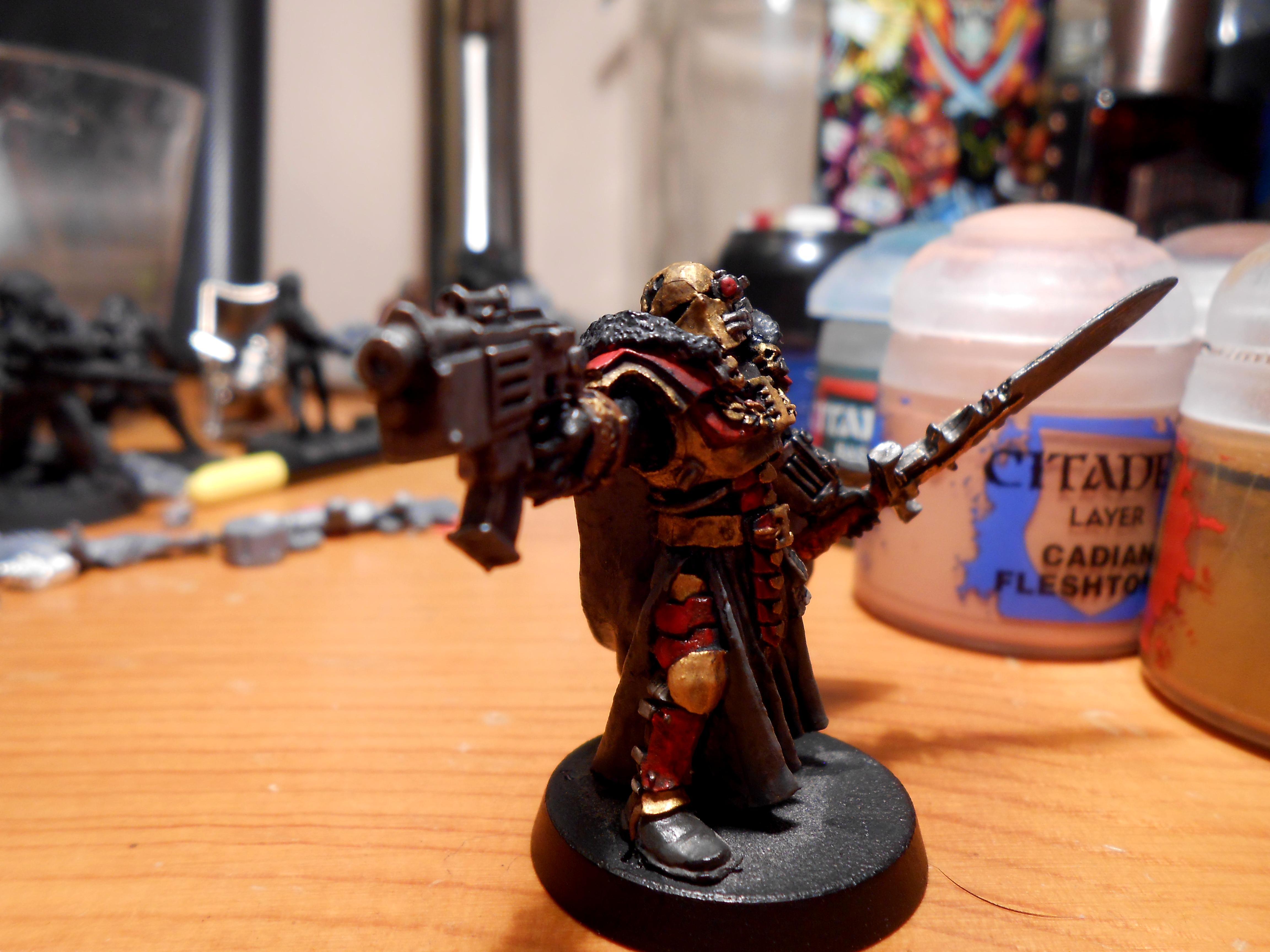Inquisiter, Inquisitor