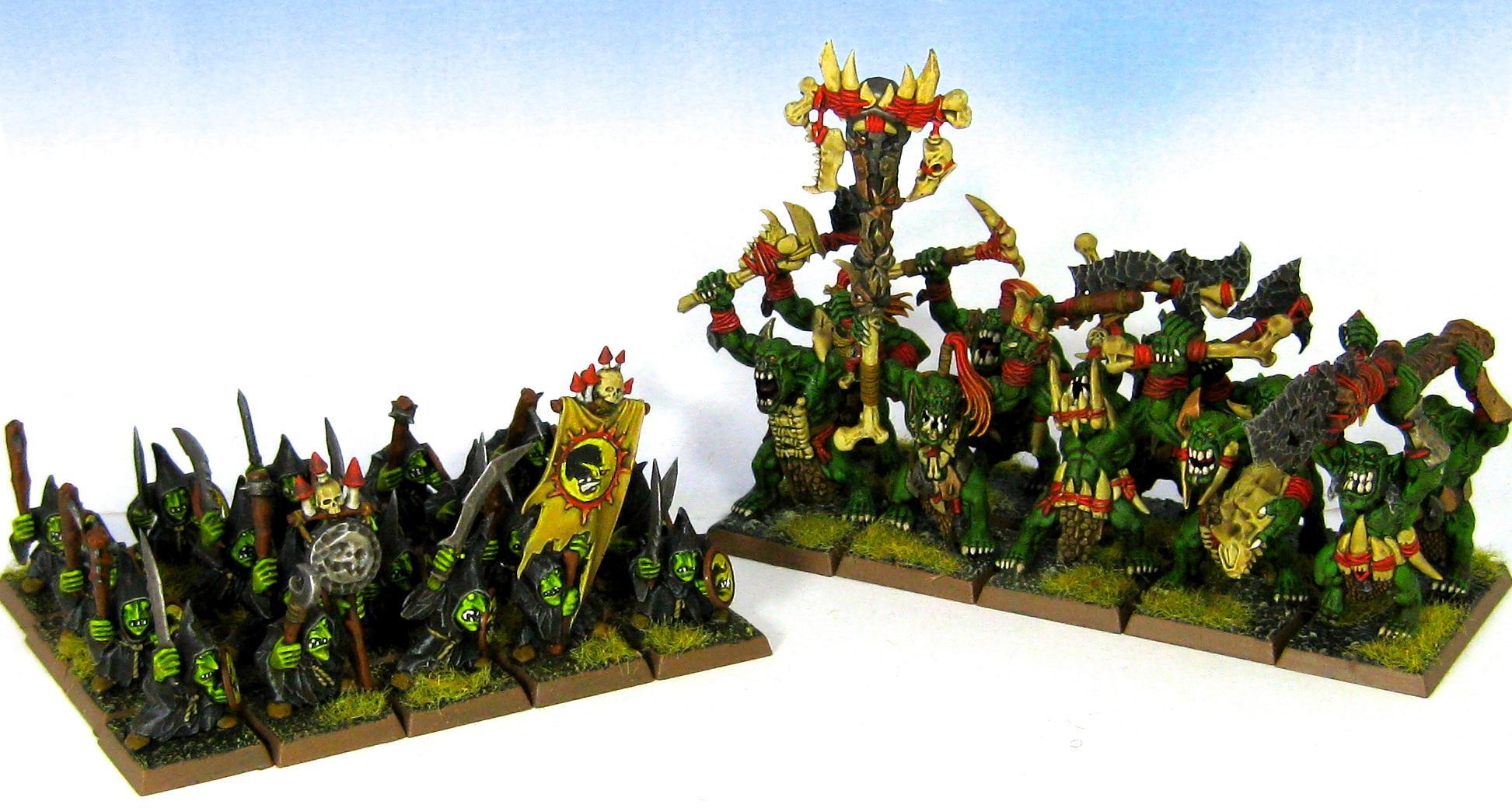 Feral, Orks, Warhammer Fantasy