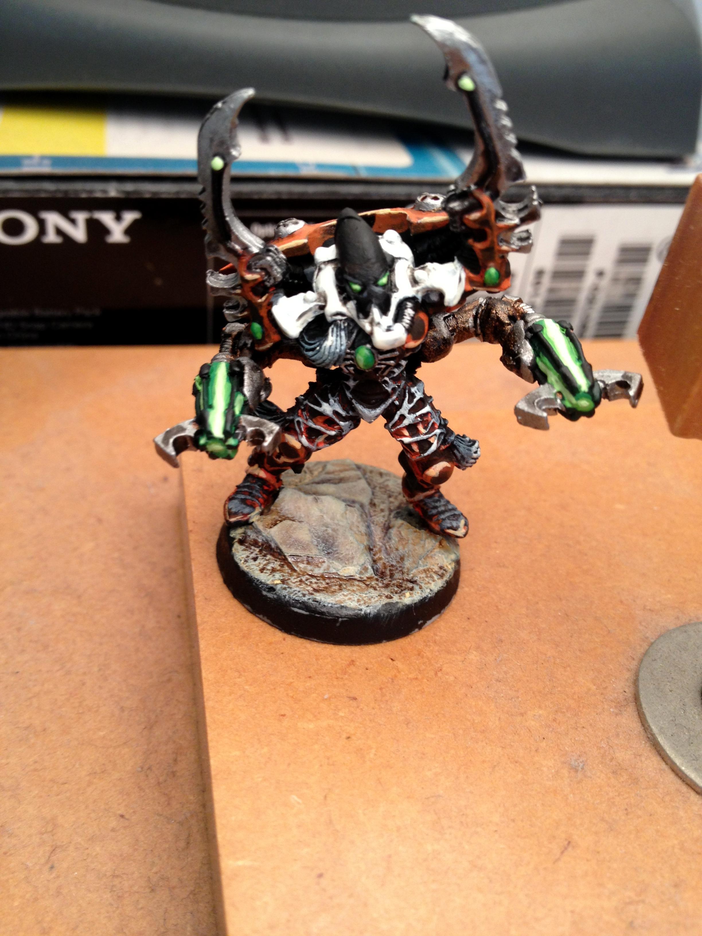 Eldar, Exarch, Warhammer 40,000, Warp Spider