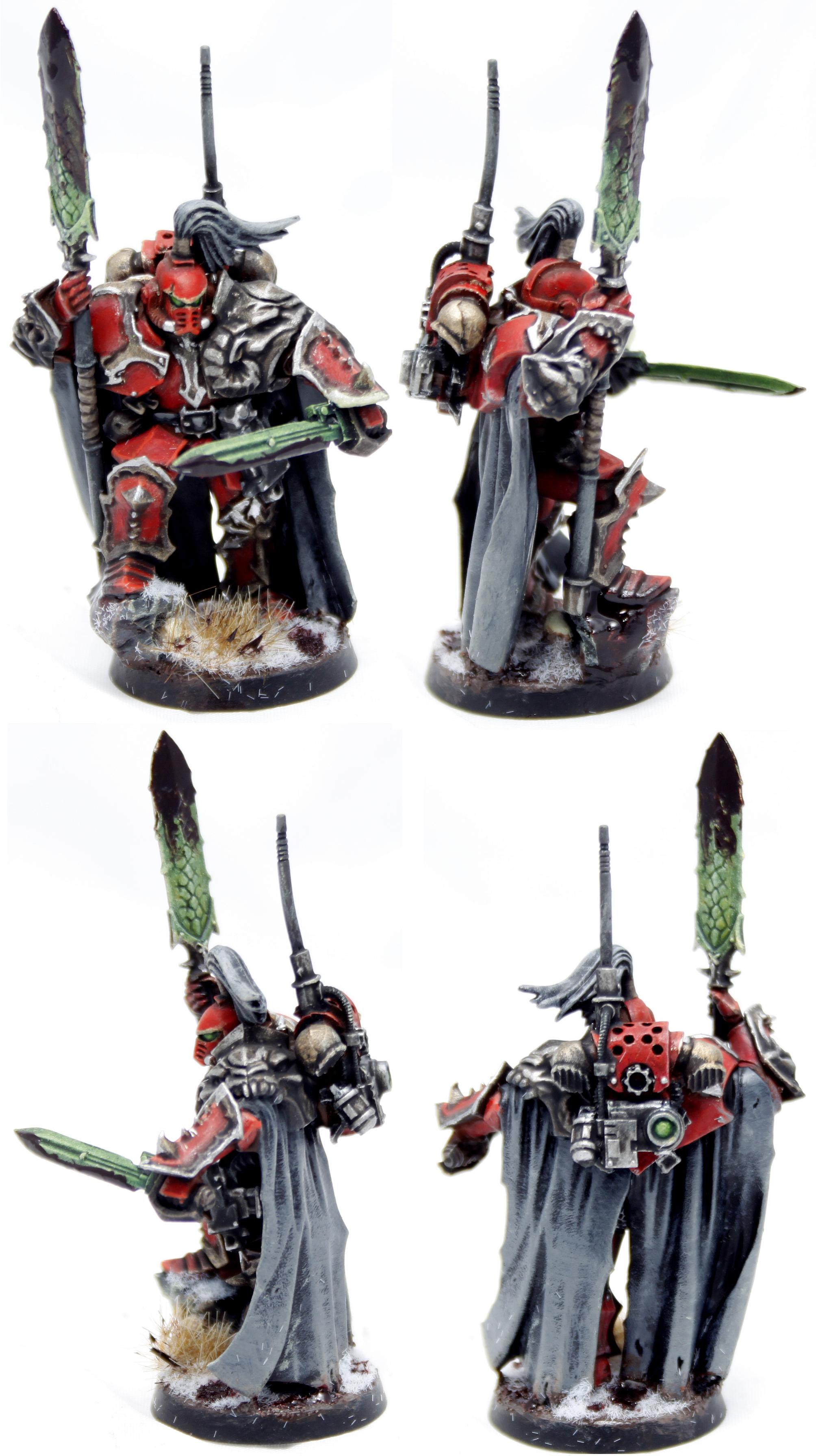 Chaos, Hound, Lord, Chaos Lord