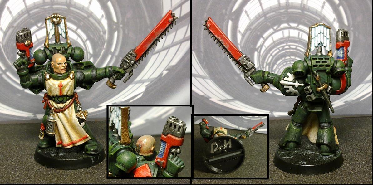 Commission, Dark Angels, Dark Vengeance, Tactical Squad, Warhammer 40,000