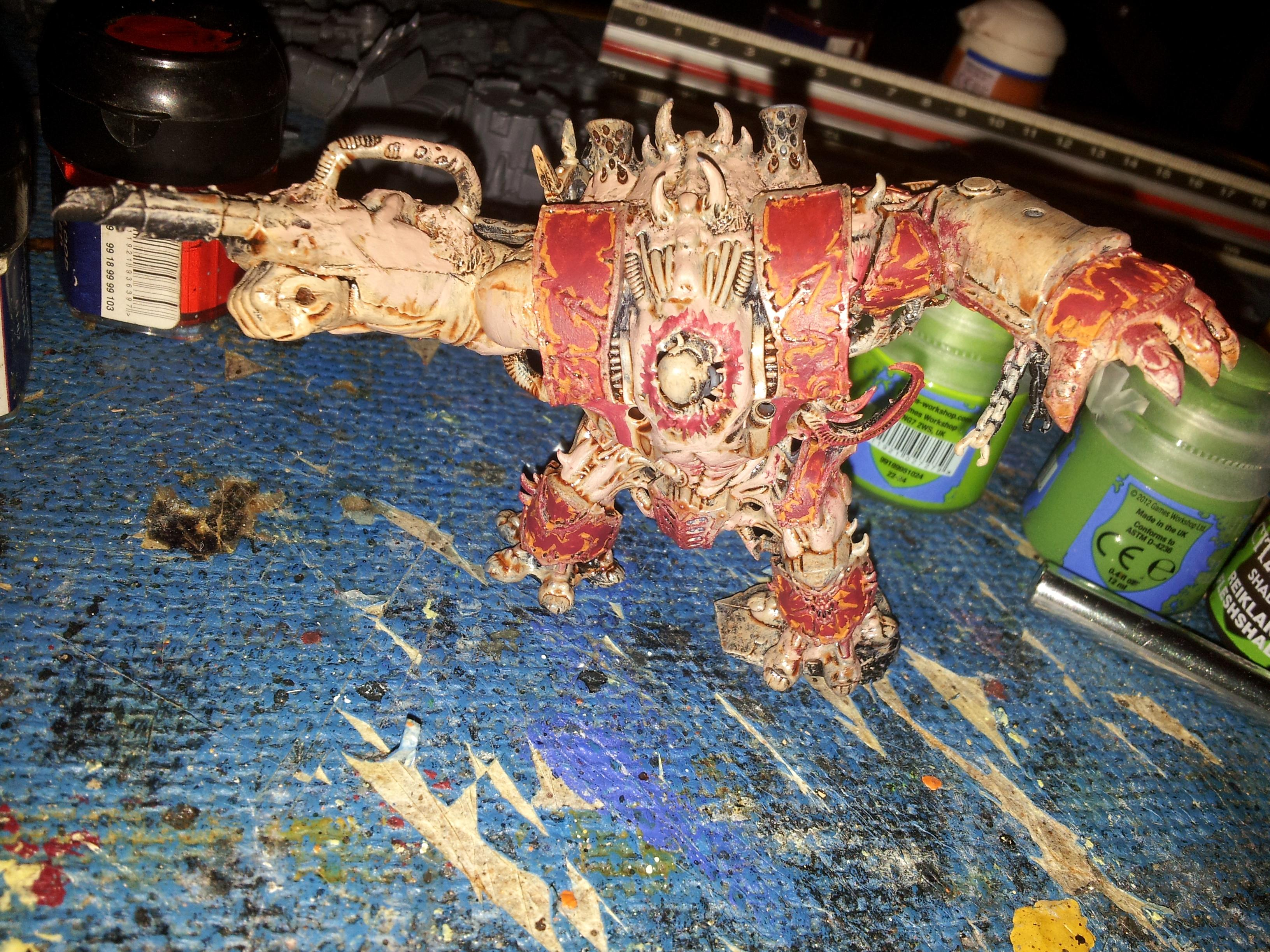 Chaos Space Marines, Conversion, Cool, Helbrute