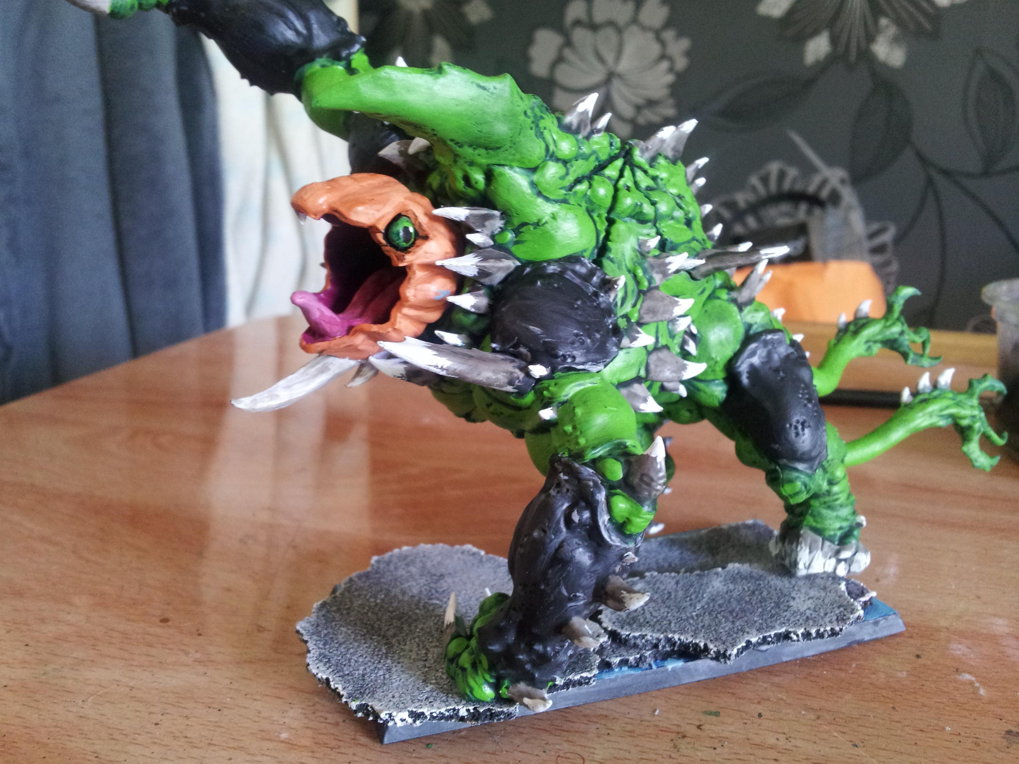 Conversion, Cool, Daemons, Slaughter Brute