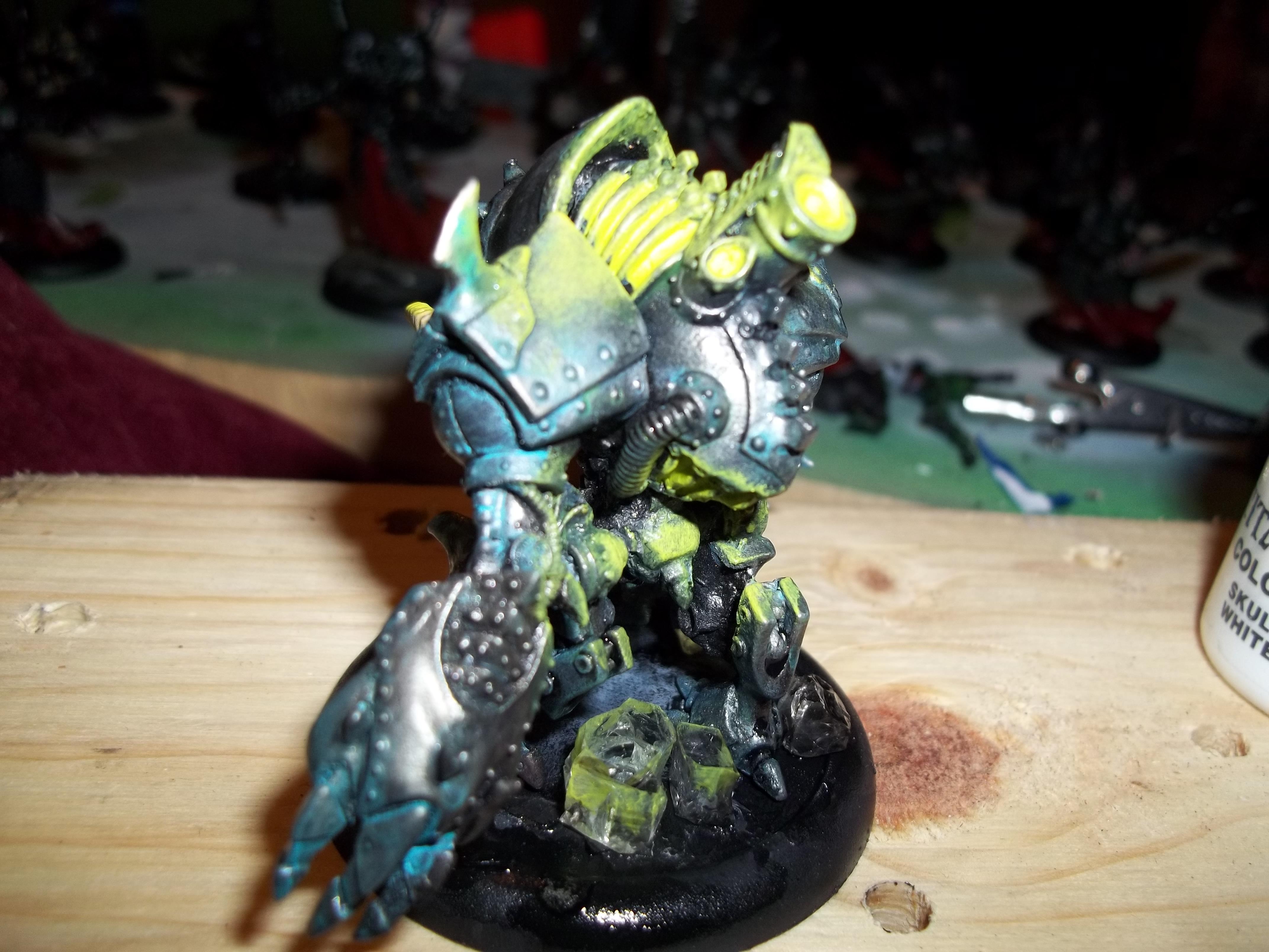 Cryx, Object Source Lighting, Slayer