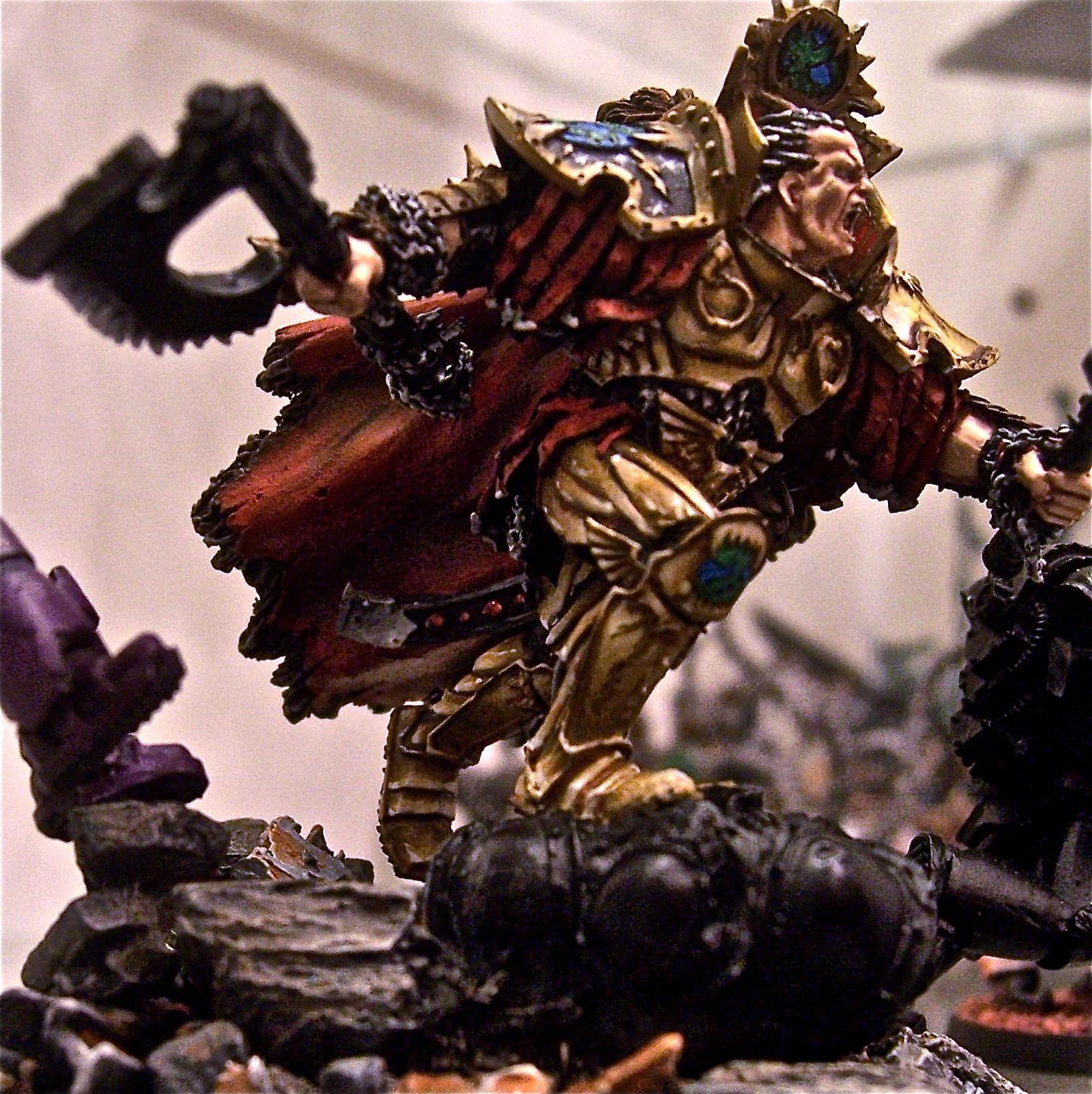 Forge World, Primarchs, Warhammer 40,000