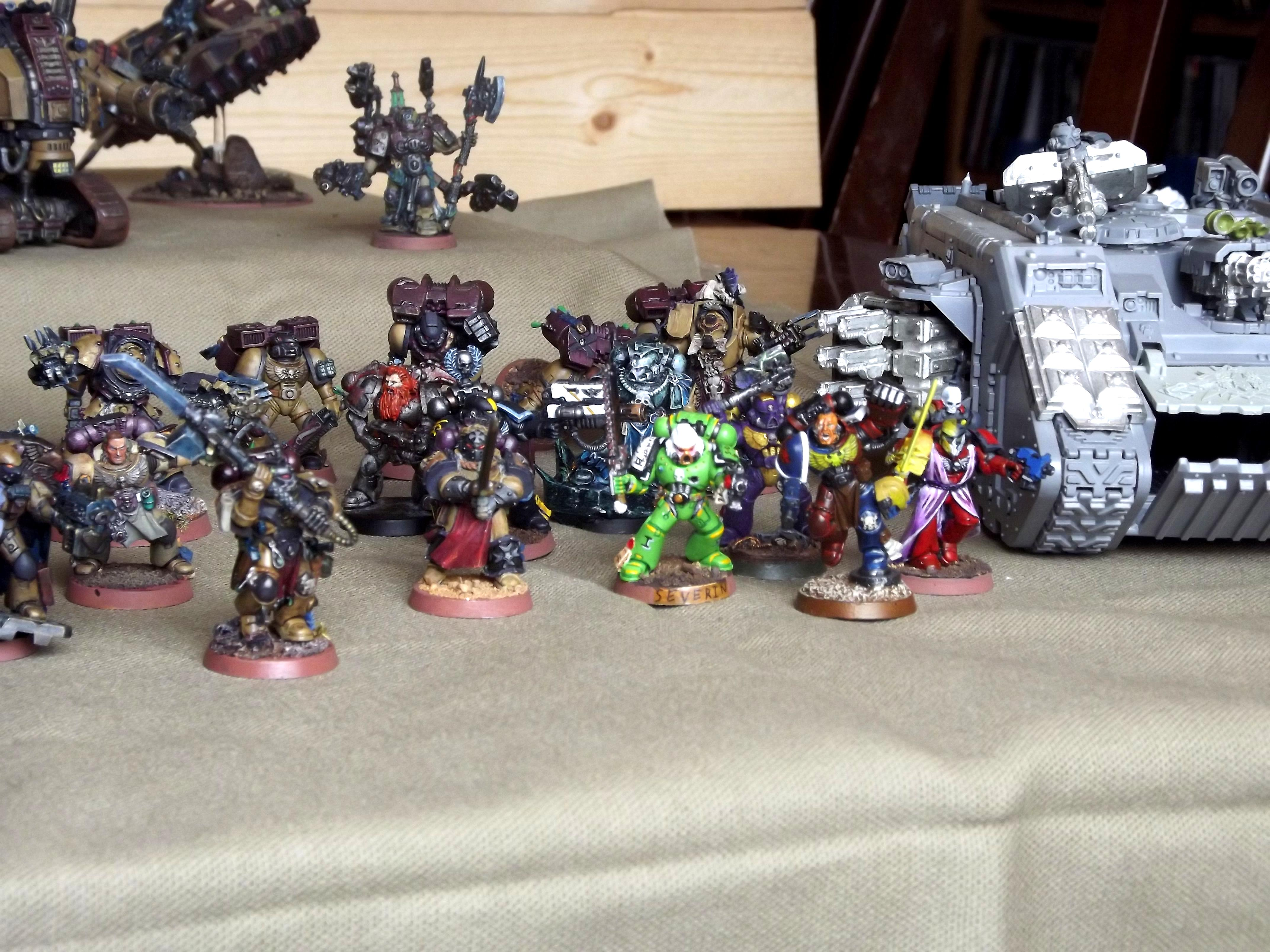 Army, Nifty, Space Marines