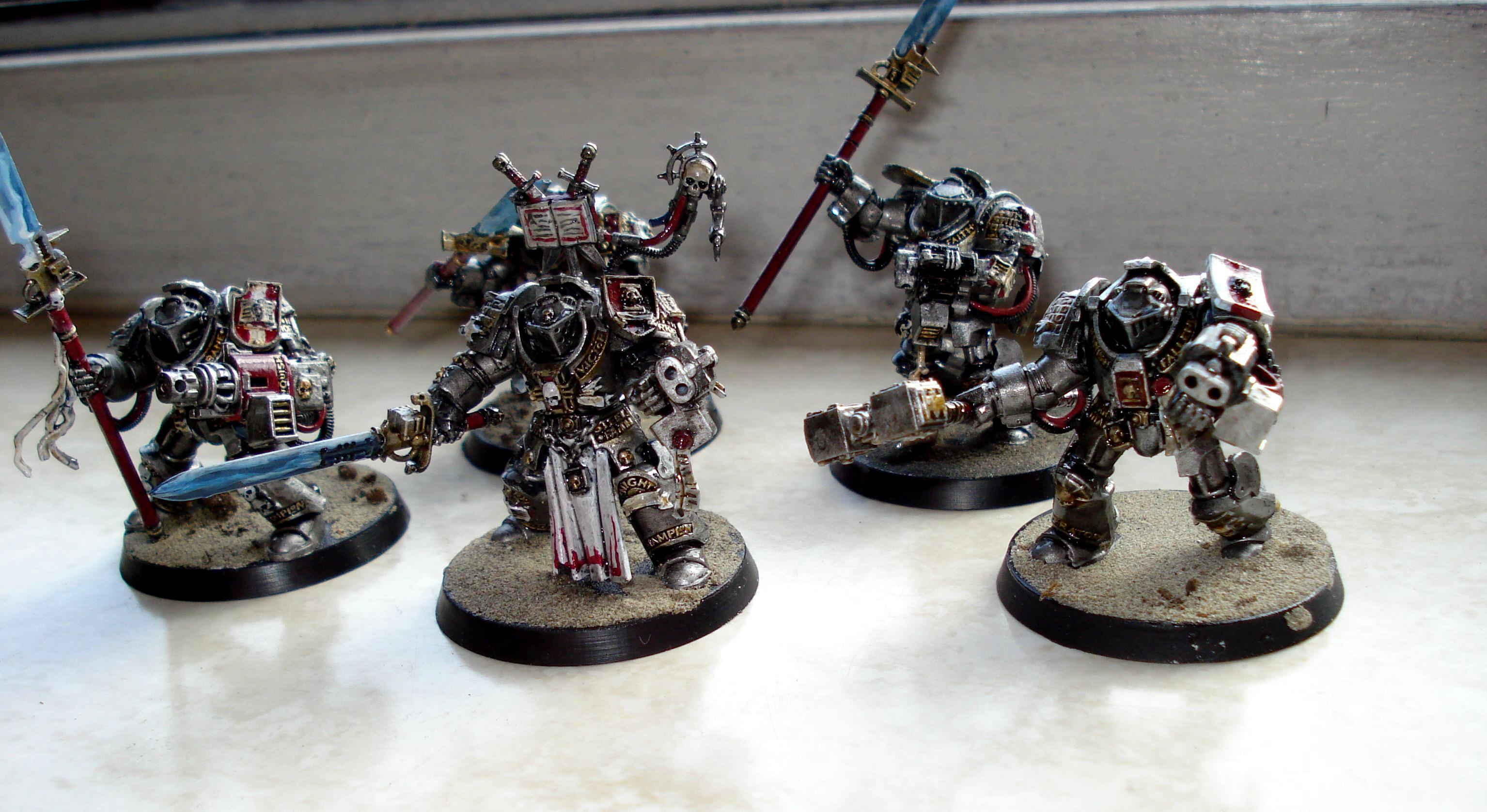 Beginner's, First, Grey Knights, Inquisition, Ordo Malleus, Terminator Squad