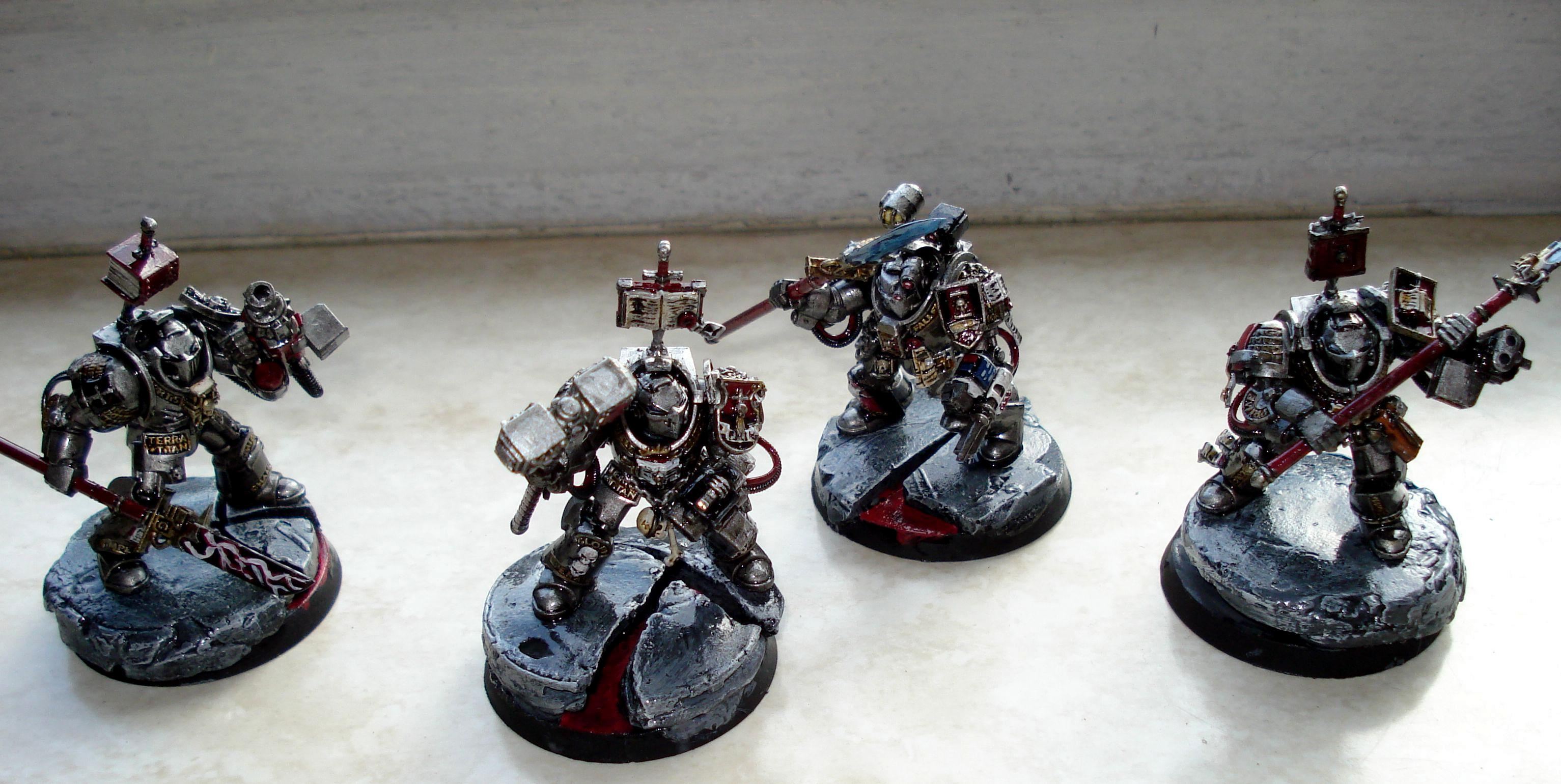 Beginner's, First, Grey Knights, Inquisition, Ordo Malleus, Paladin Squad