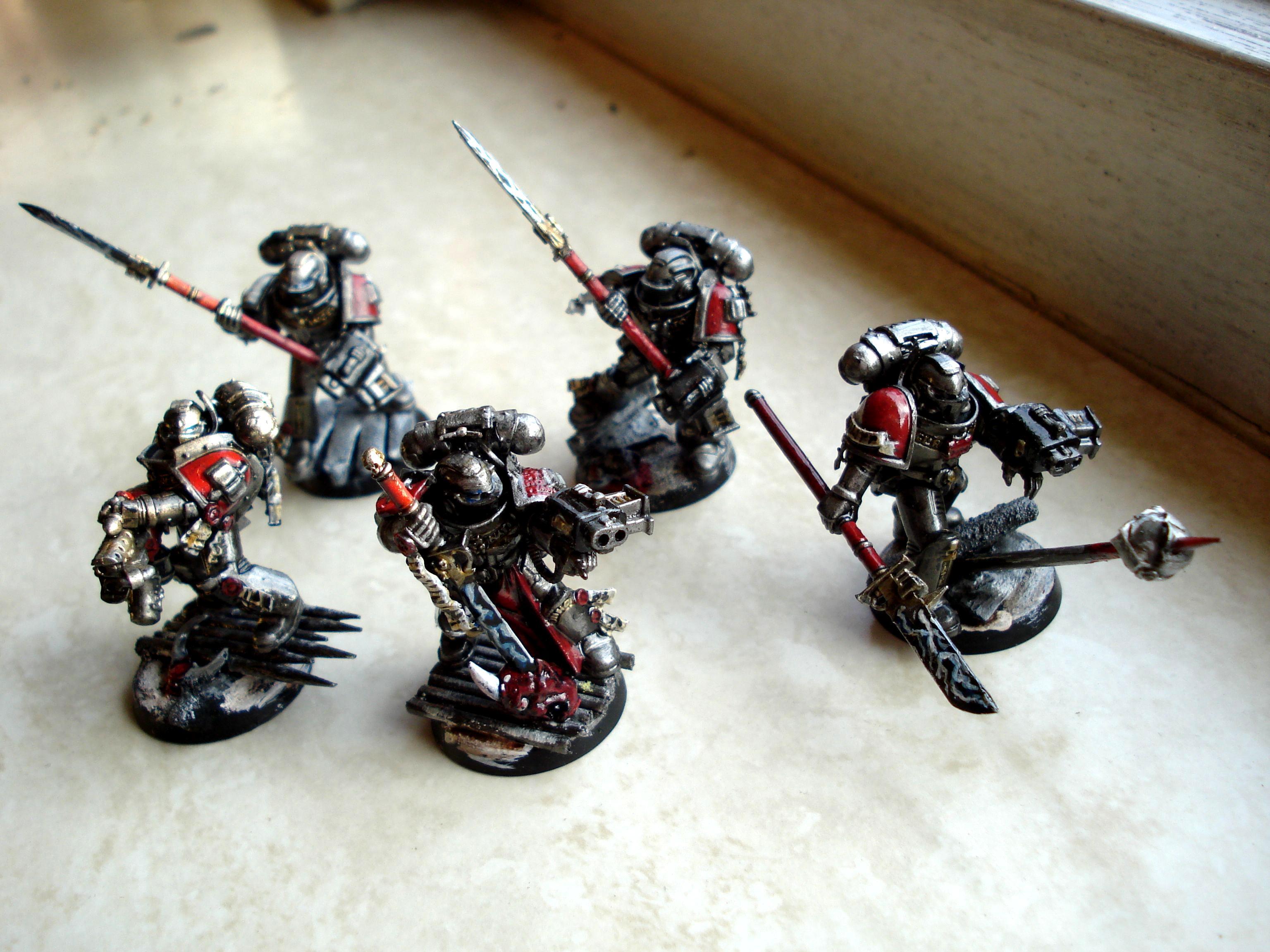 Beginner's, First, Grey Knights, Inquisition, Ordo Malleus, Strike Squad