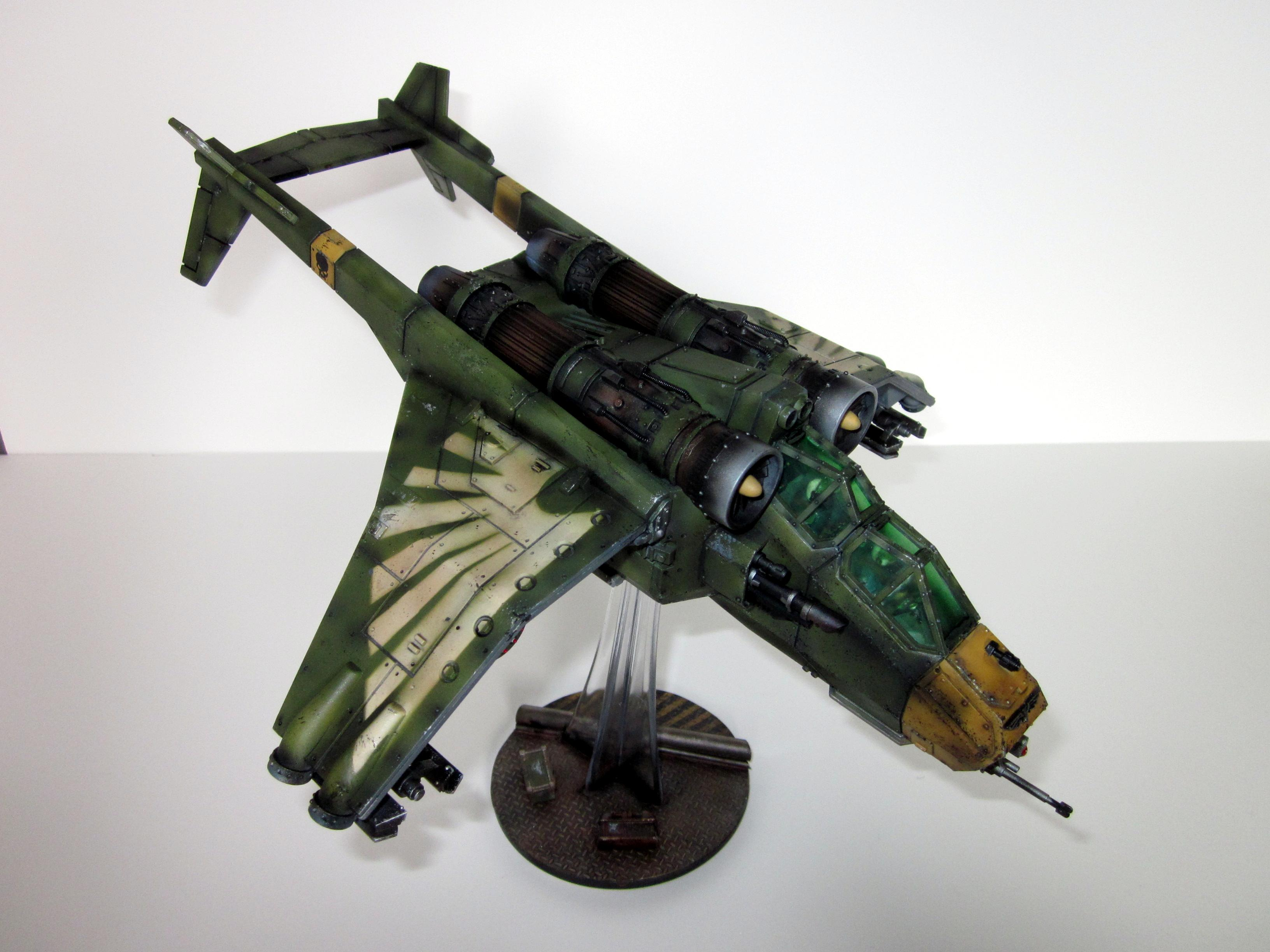 Cadians, Imperial Guard, Valkyrie