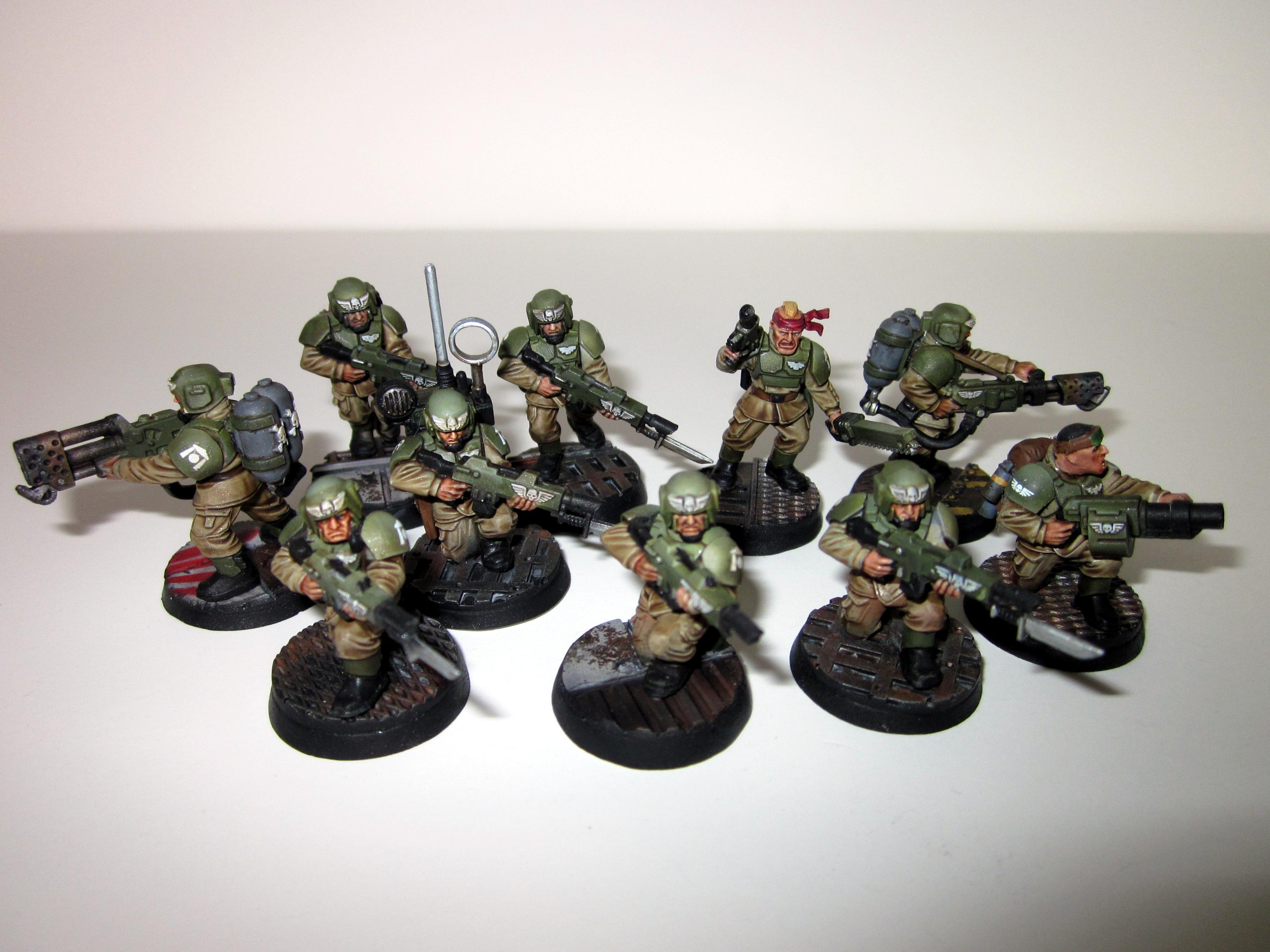 Cadians, Imperial Guard