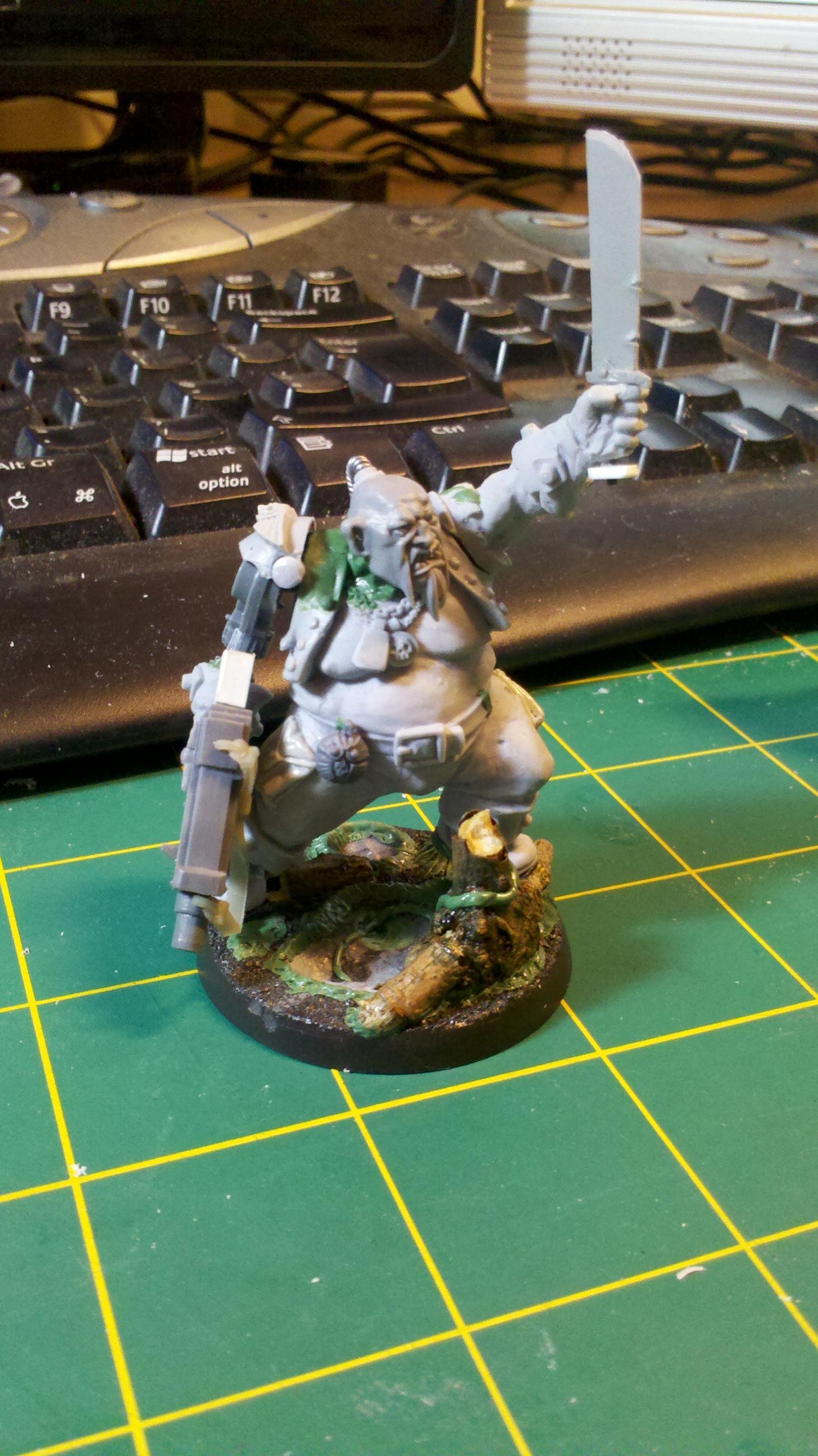 Imperial Guard, Ogres, Ogryns
