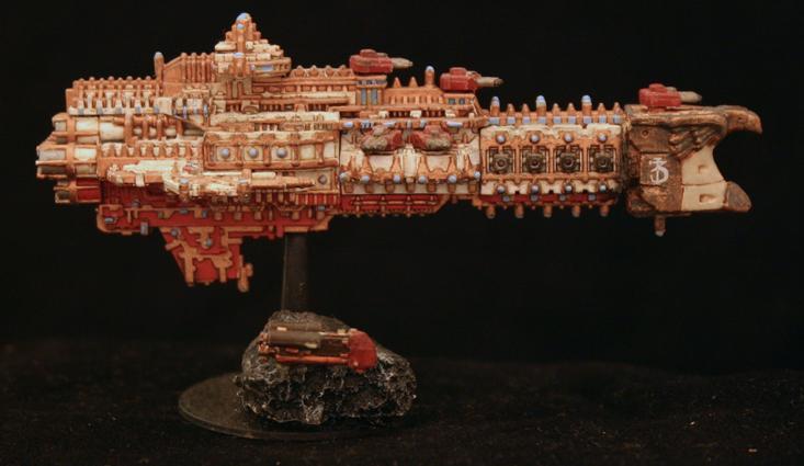 Battlefleet Gothic, Battleship