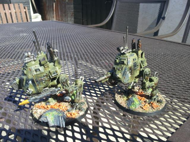 Cadians, Guard, Imperial, Sentinel