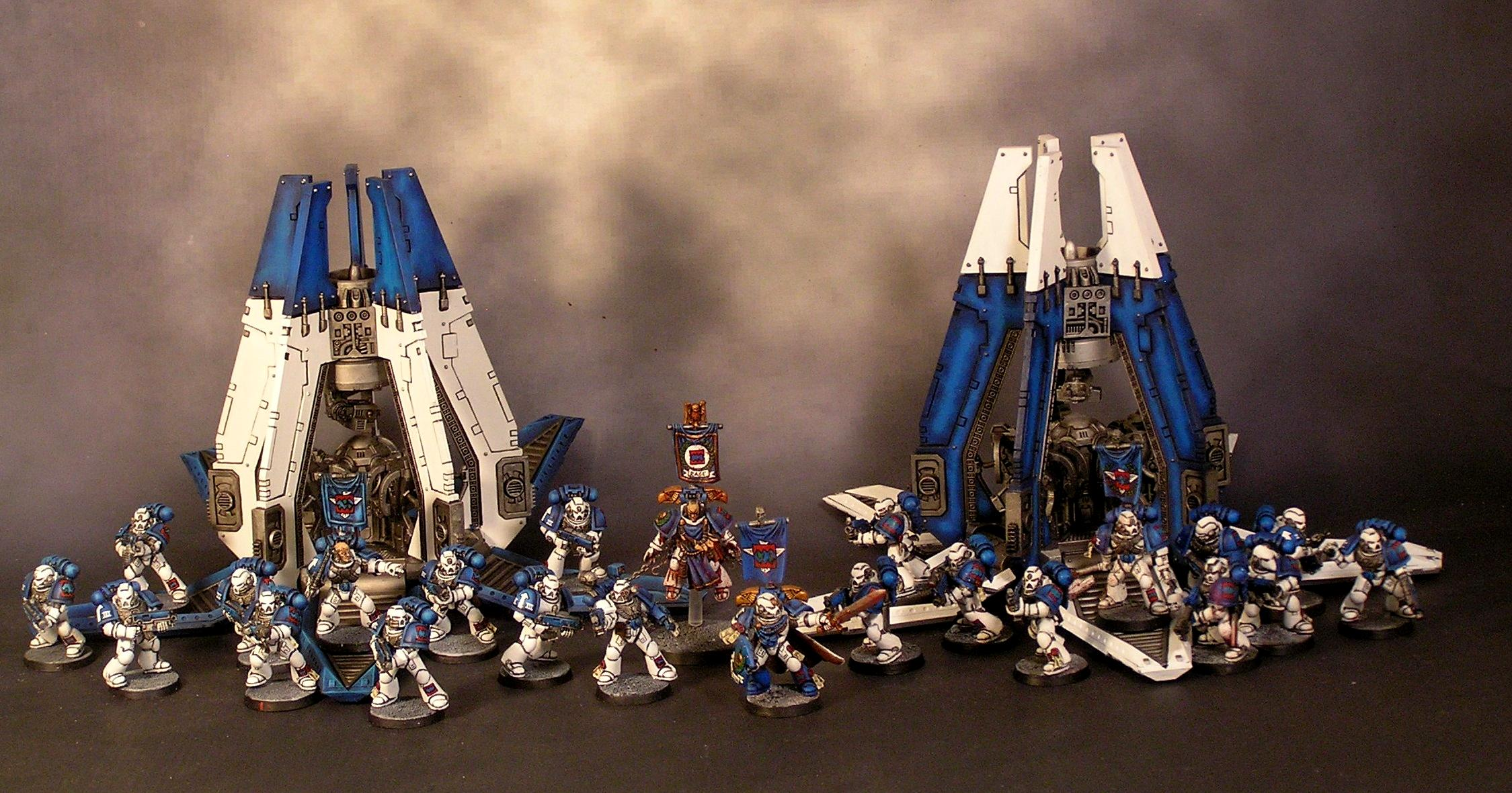 30k, Space Marines, World Eaters