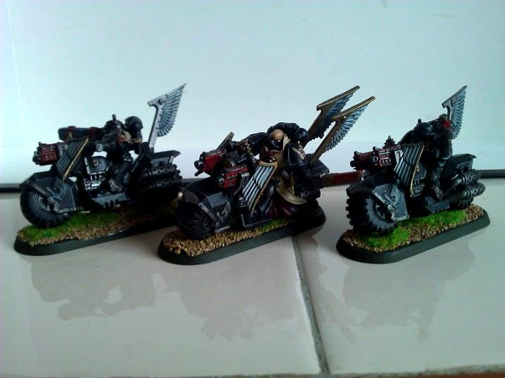 Dark Angels Raven Wing Squadron