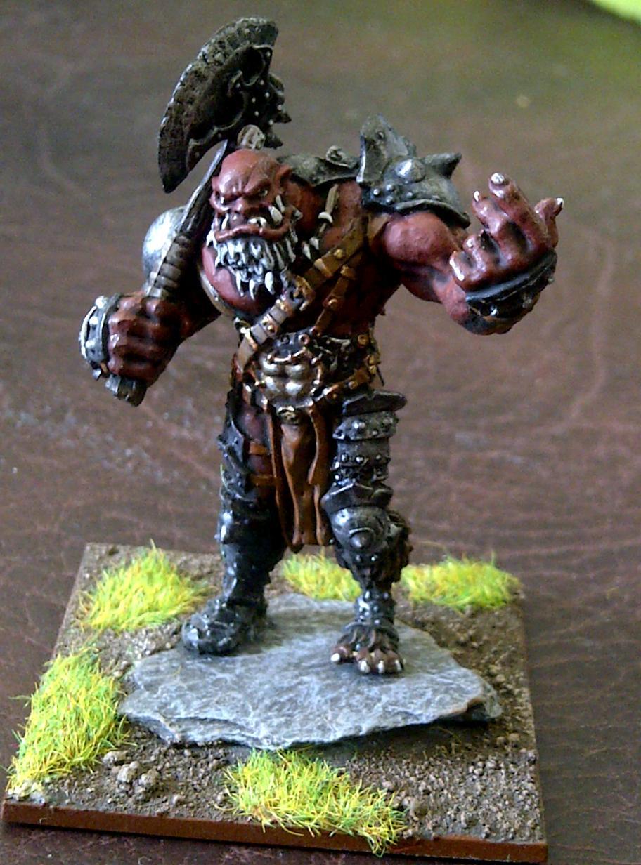 Mantic Ogre Cheiftain