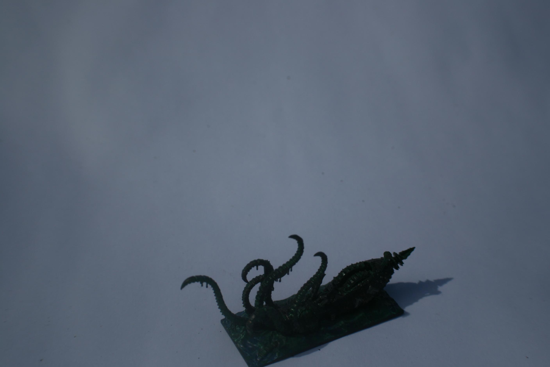 Dreadfleet, Ship, Squid