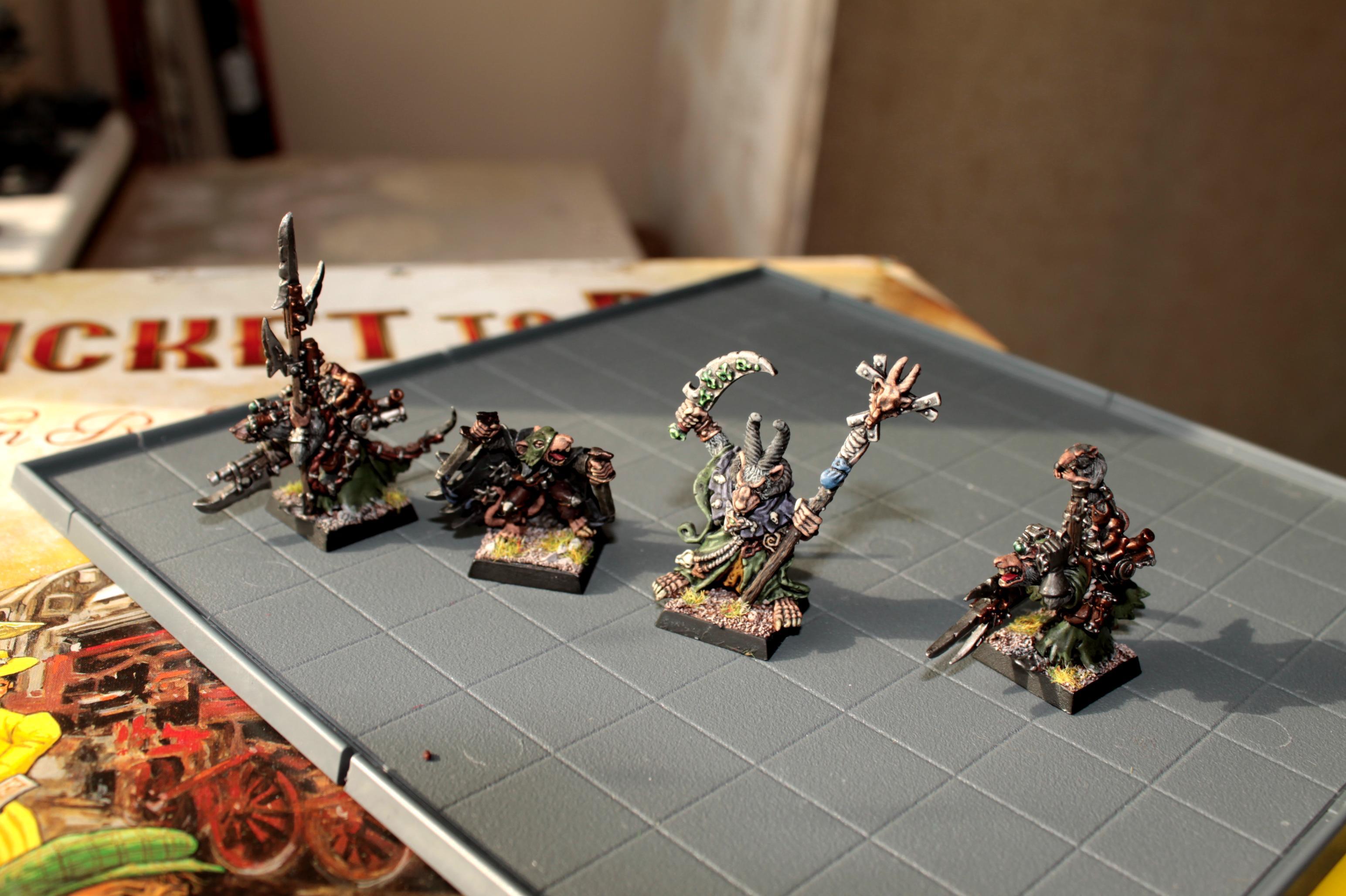 Assassin, Grey Seer, Skaven, Warhammer Fantasy, Warlock Engineer